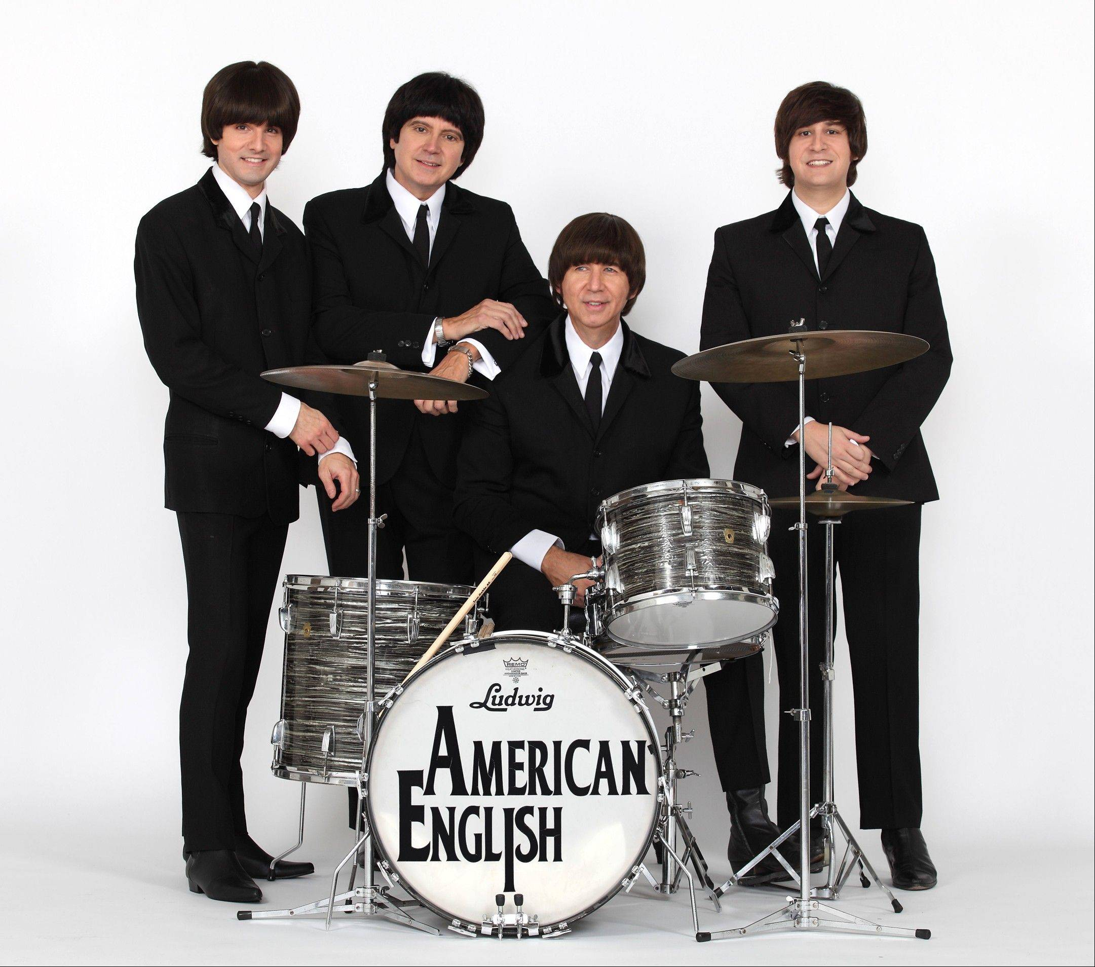 American English, a celebrated Beatles tribute band, opens Naper Nights this weekend at Naper Settlement.