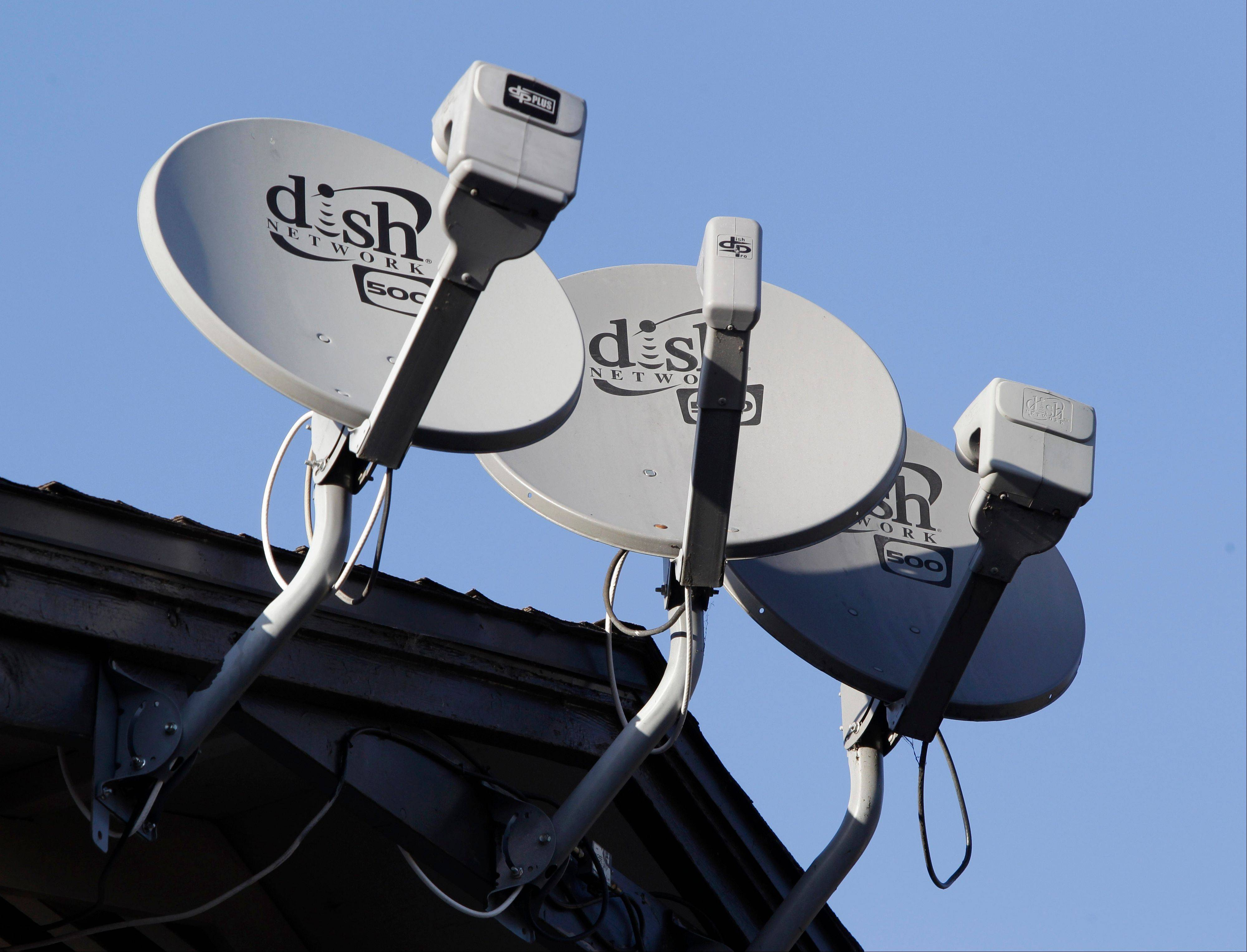 Sprint is suing to stop Dish Network's buyout of wireless data network operator Clearwire. The nation's third-largest cellphone carrier said the proposed deal violates the rights of Sprint and other Clearwire shareholders.