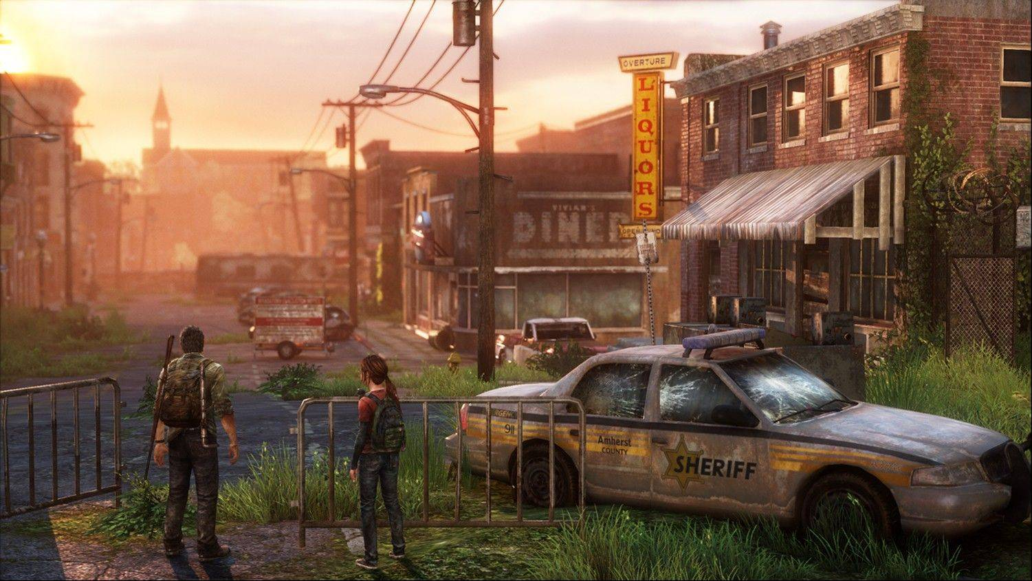 "Joel and Ellie feel the most like real people while trying to survive 20 years after a pandemic in America in Sony's ""The Last of Us."""