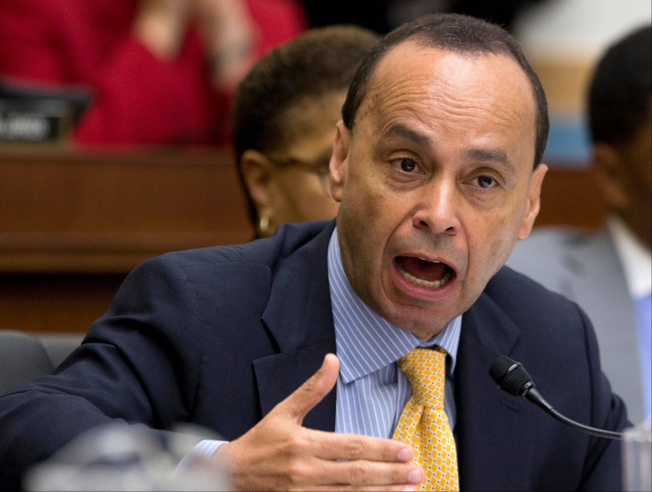 House Democrats called the Strengthen and Fortify Enforcement Act a dangerous retread of a similarly tough enforcement measure that sparked mass protests around the country in 2006. Reading the bill, �You would think there are 11 million criminals in the United States,� said Rep. Luis Gutierrez, a Chicago Democrat.