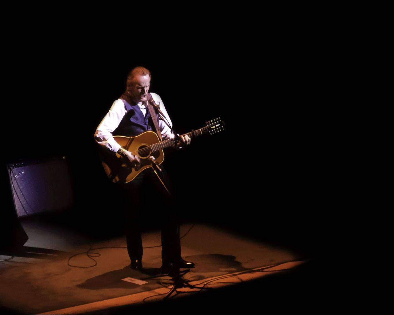 "Folk musician Gordon Lightfoot brings his ""50 Years on the Carefree Highway Tour"" to the Genesee Theatre on Friday, June 21."