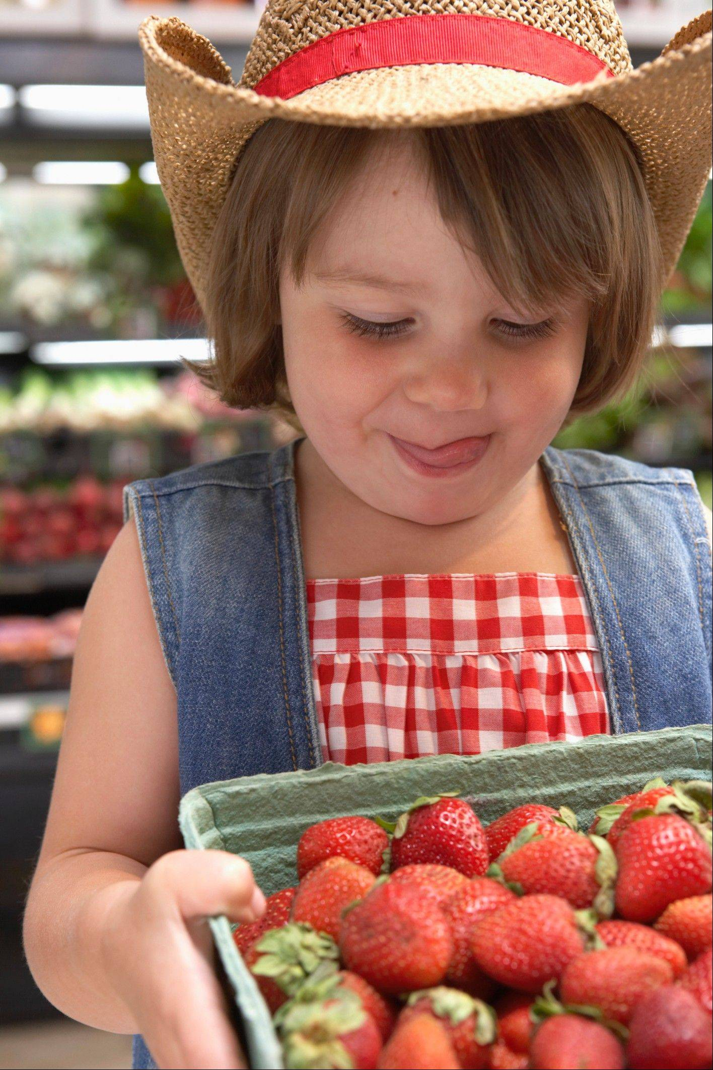 Strawberries will be plentiful at the annual Long Grove Strawberry Festival.