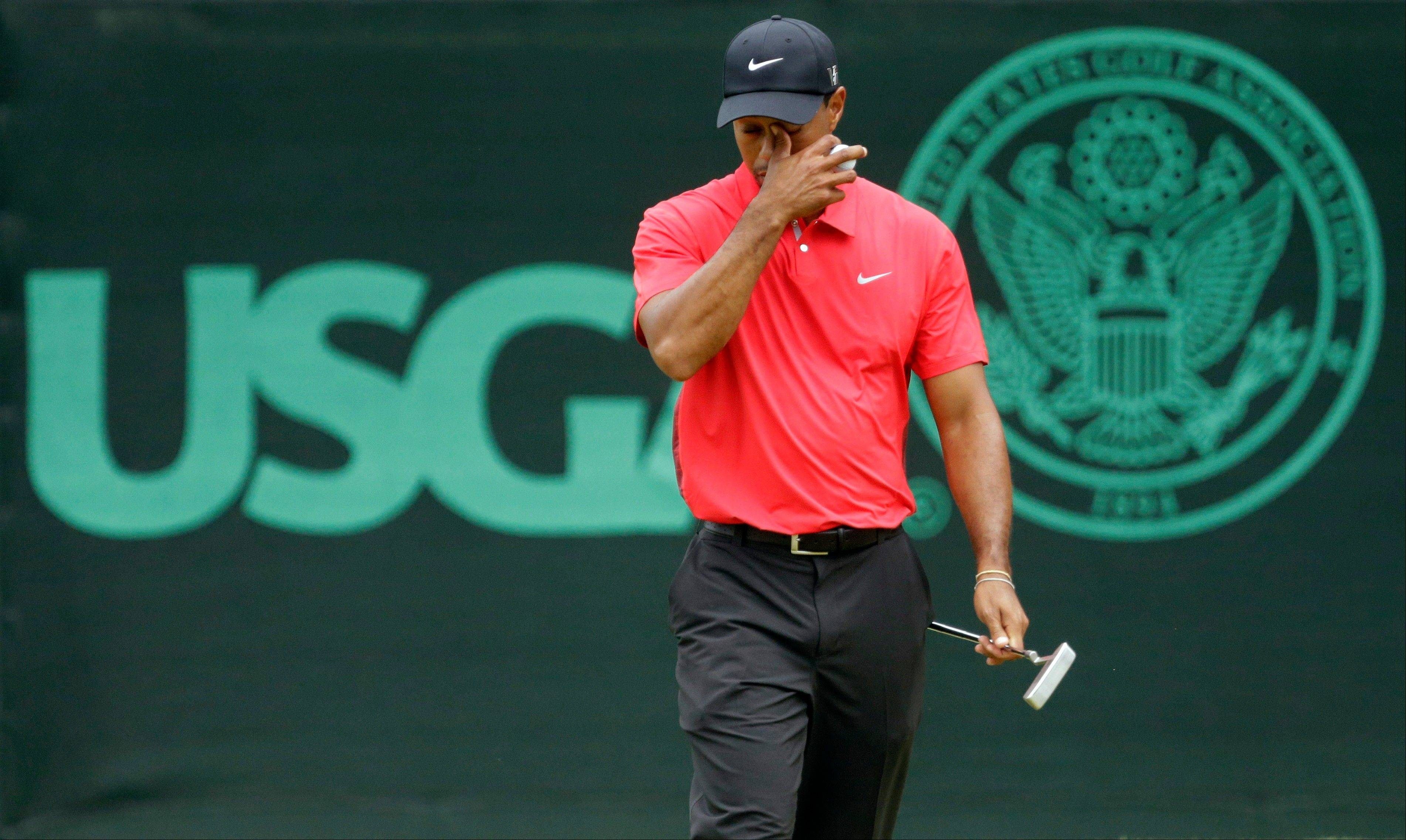 After playing in the U.S. Open, Tiger Woods was told by his doctors to rest his sore left elbow for three weeks. Woods expects to return in time to play in the British Open.