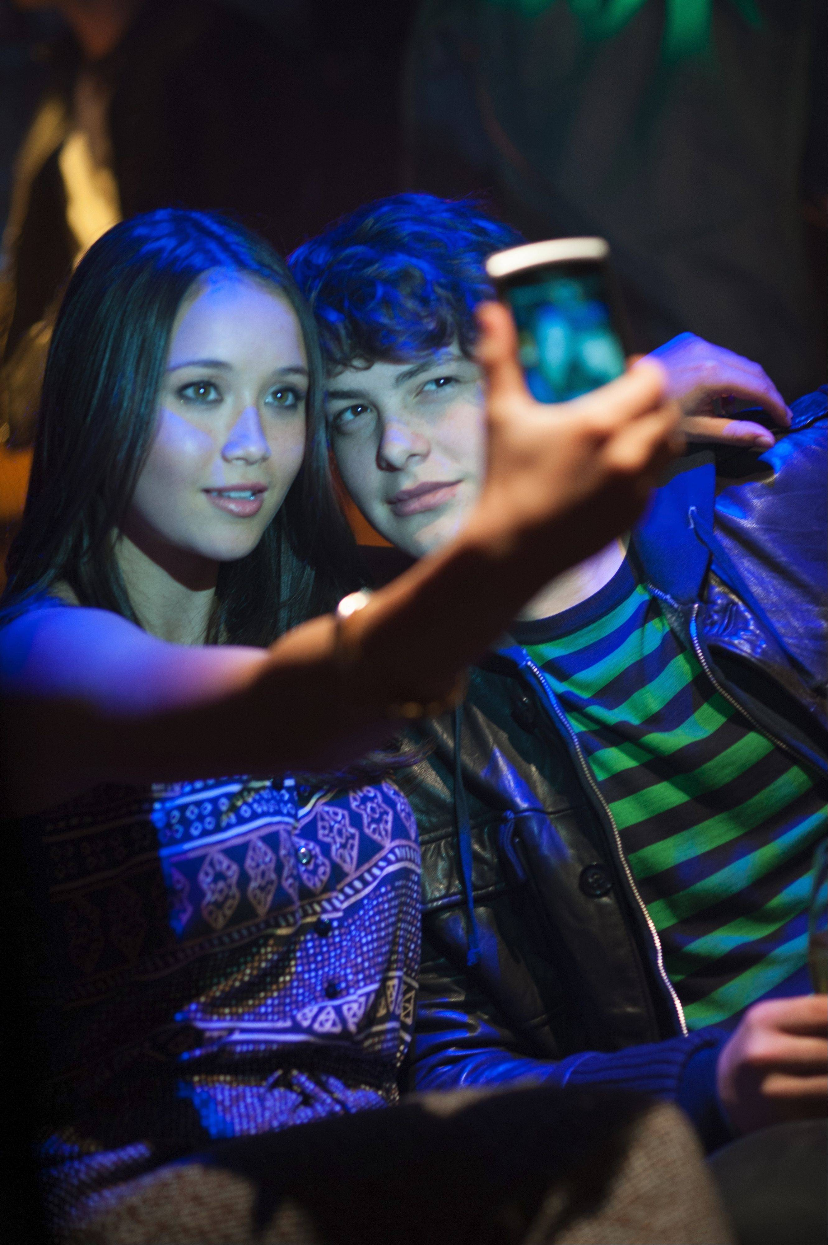 "Winnetka native Katie Chang stars with Israel Broussard in Sofia Coppola's fact-based drama ""The Bling Ring."""