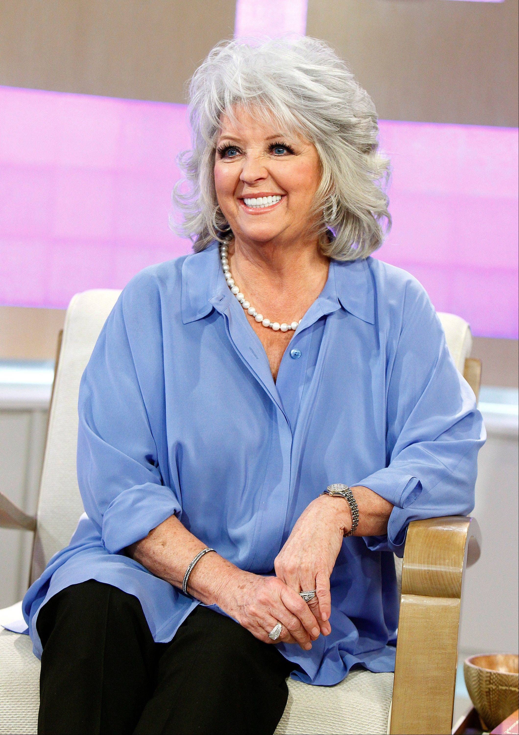 Associated Press File Photo Celebrity chef and TV personality Paula Deen appears on the �Today� show to discuss her diabetes in New York. Deen was a no-show Friday at the �Today� show, where she was scheduled to appear to answer questions about past use of racial slurs.