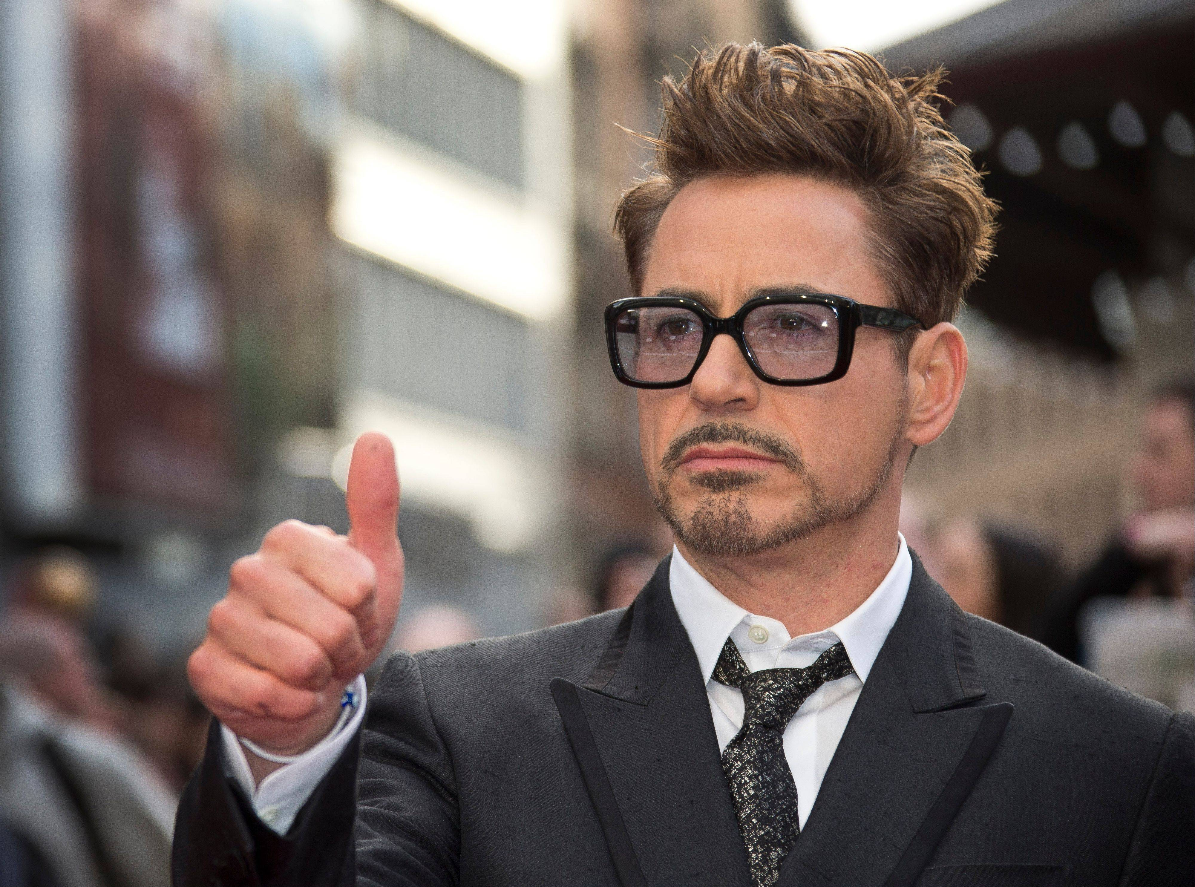Marvel announced Thursday that Robert Downey Jr. will reprise his role as Iron Man/Tony Stark for both �The Avengers 2� and �The Avengers 3.�