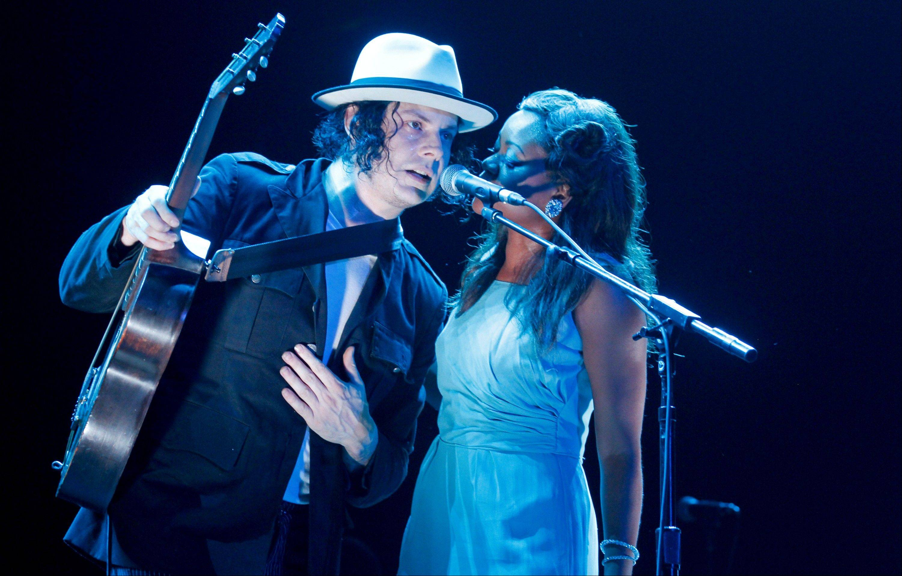 Jack White, Kitty and Joe Jonas were among the winners of the O Music Awards wrapping up with performances in New York, Los Angeles and Nashville on Thursday.