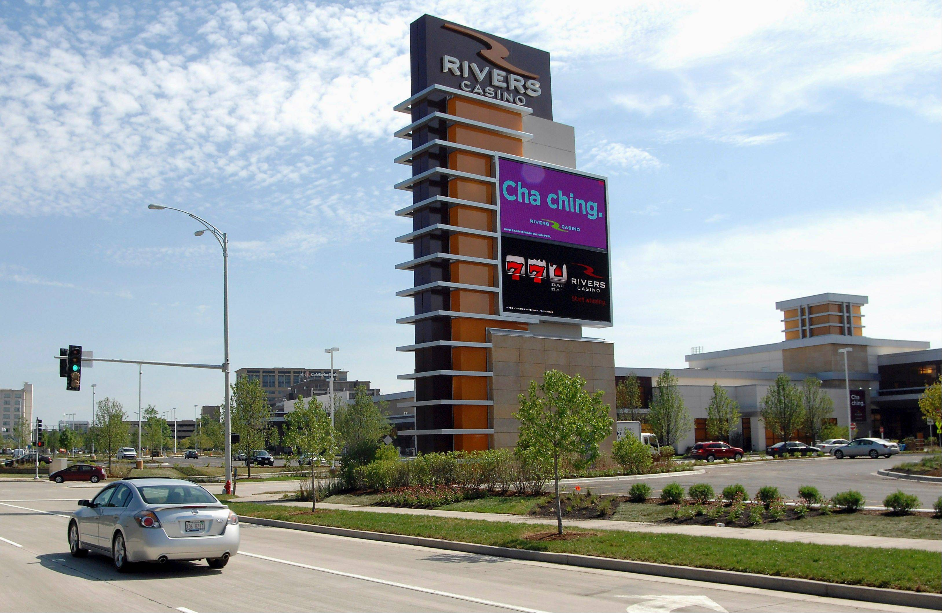 The Rivers Casino is back open and operating normally.