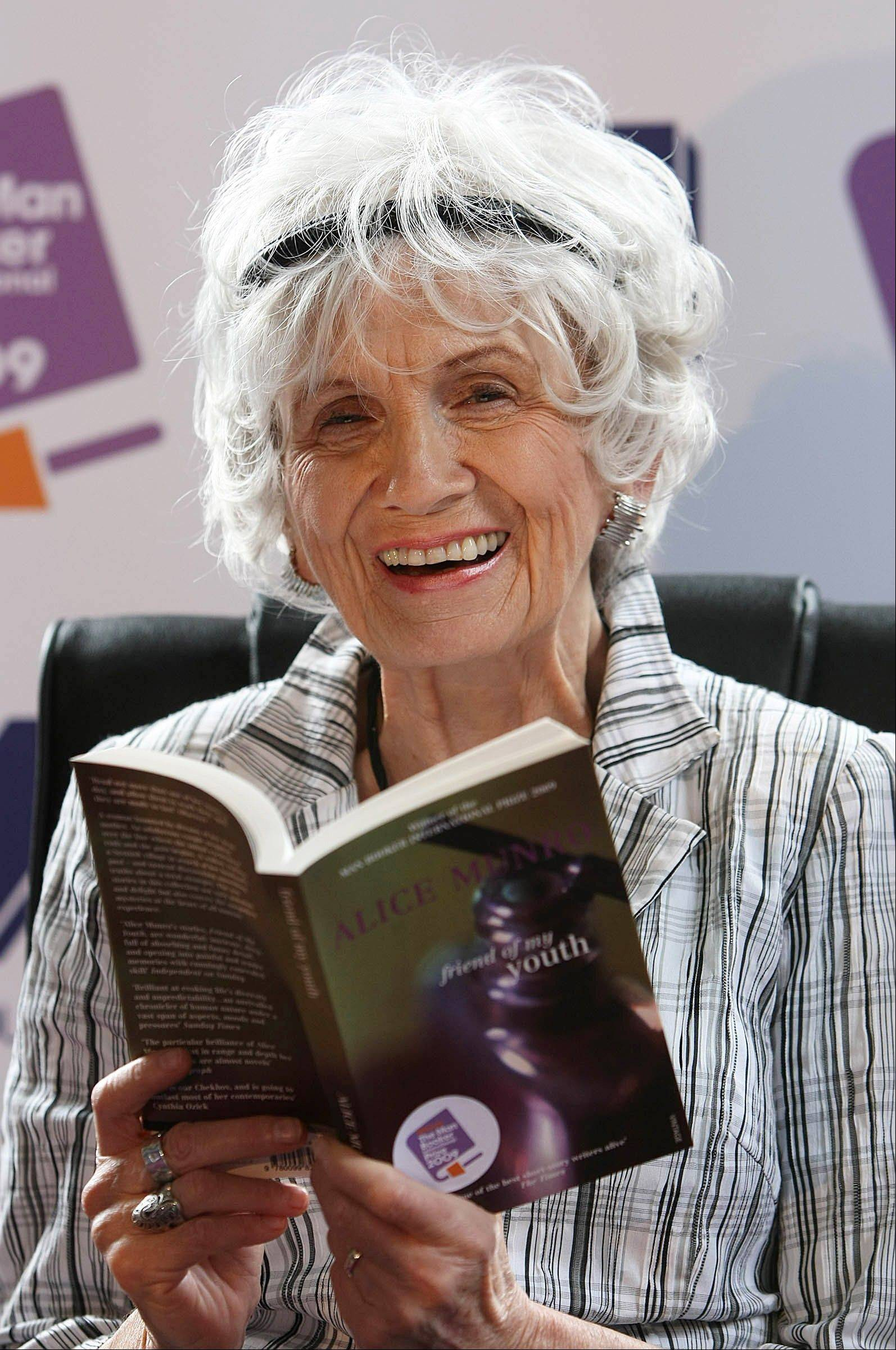 "Canadian Author Alice Munro, widely regarded as one of the world's greatest short story writers, told the National Post during a recent interview that she was ""probably not going to write anymore."""