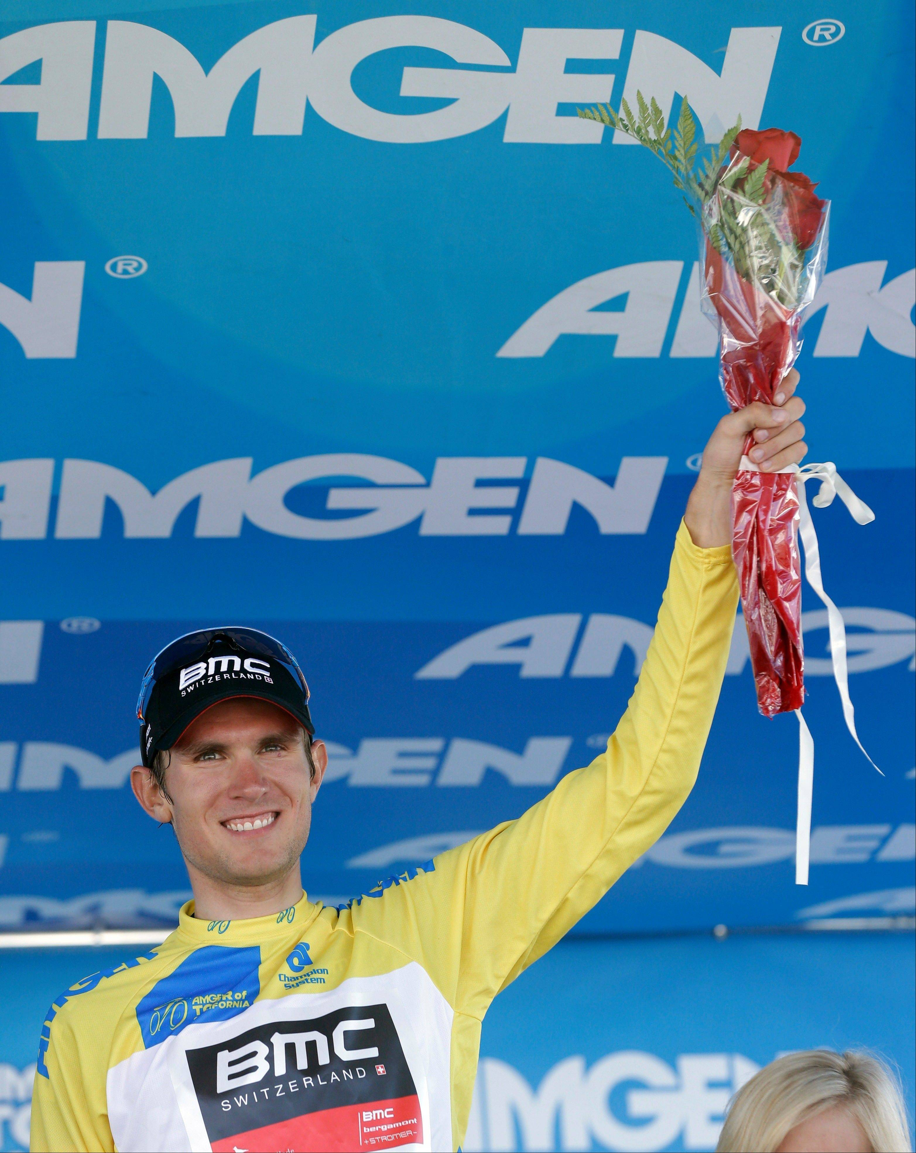 Tejay Van Garderen is the United States' best young rider. He won this year's Tour of California.