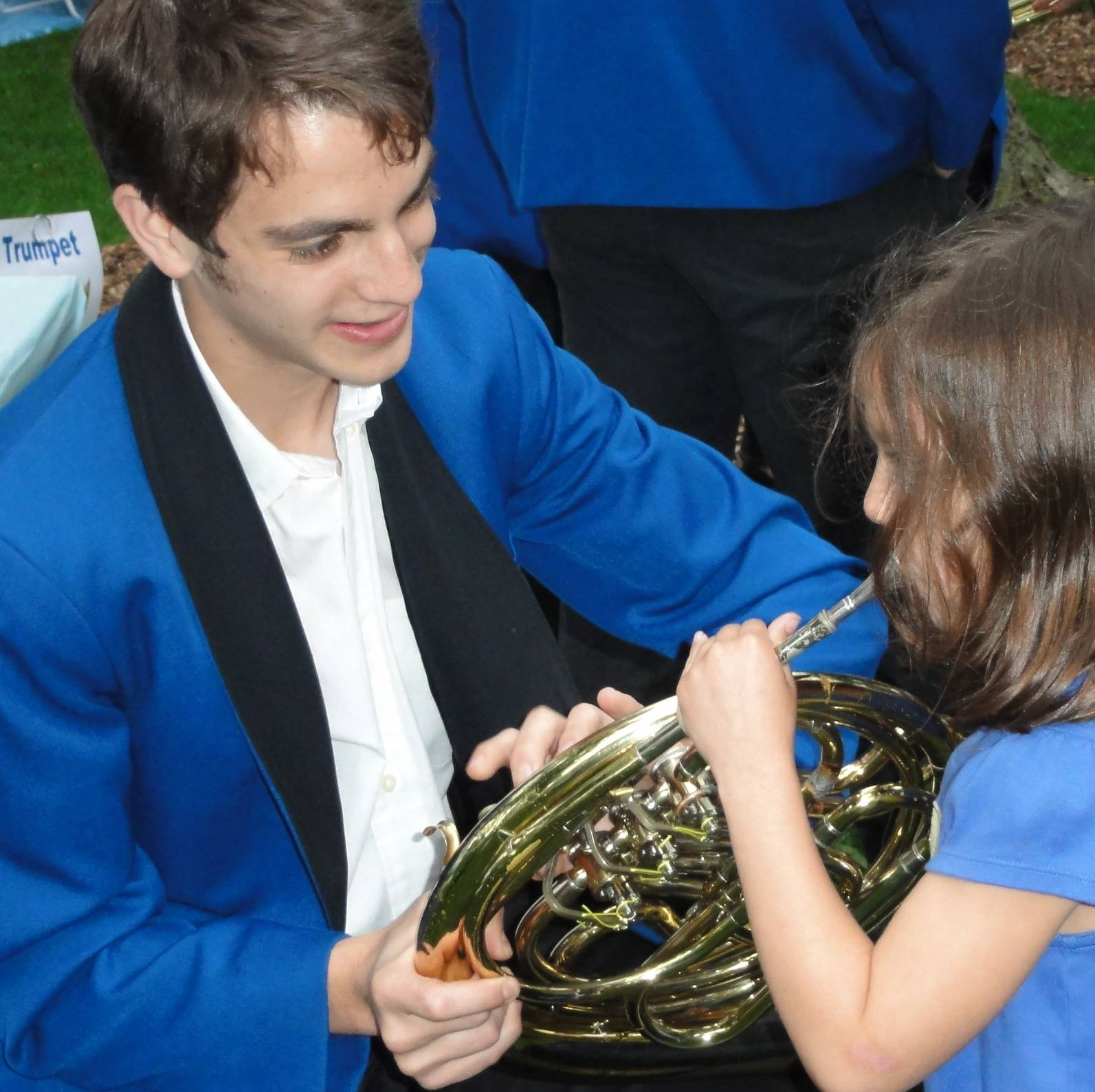 Always a popular activity, the Wheaton Municipal Band's instrument zoo returns at the children's concert on June 27 in Memorial Park.