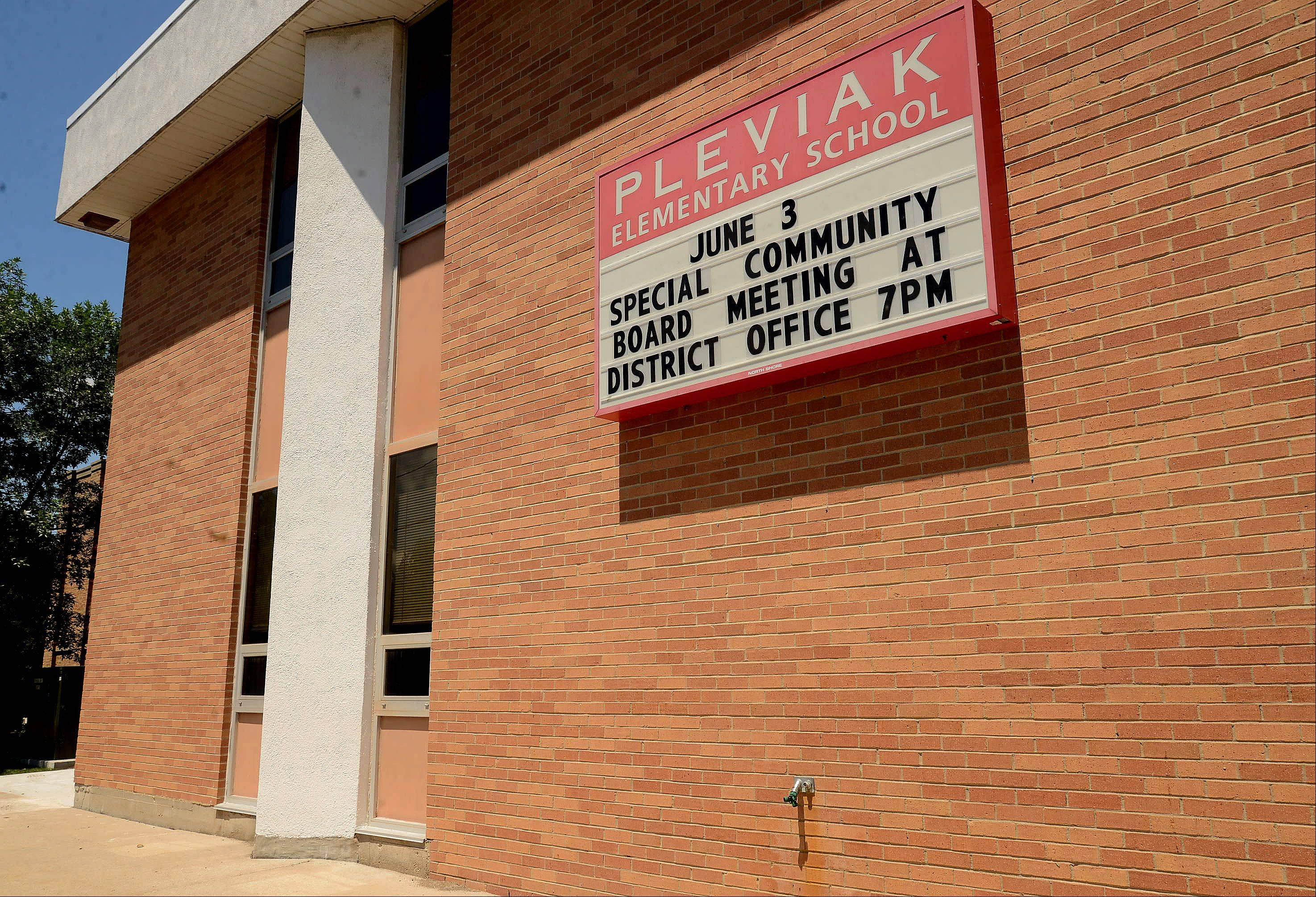 The 2013-14 school year will be the last for Pleviak Elementary in Lake Villa.