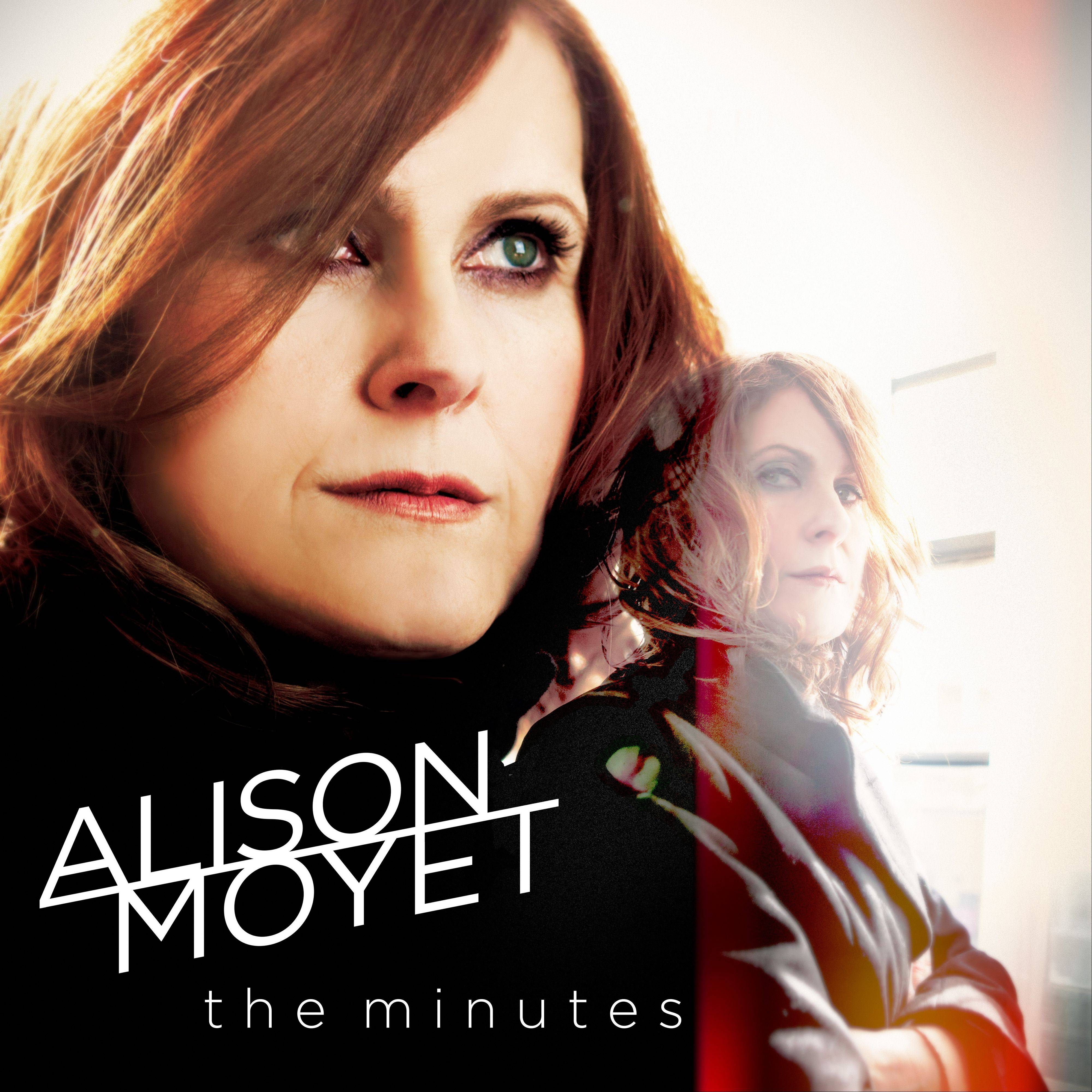 """The Minutes"" by Alison Moyet"