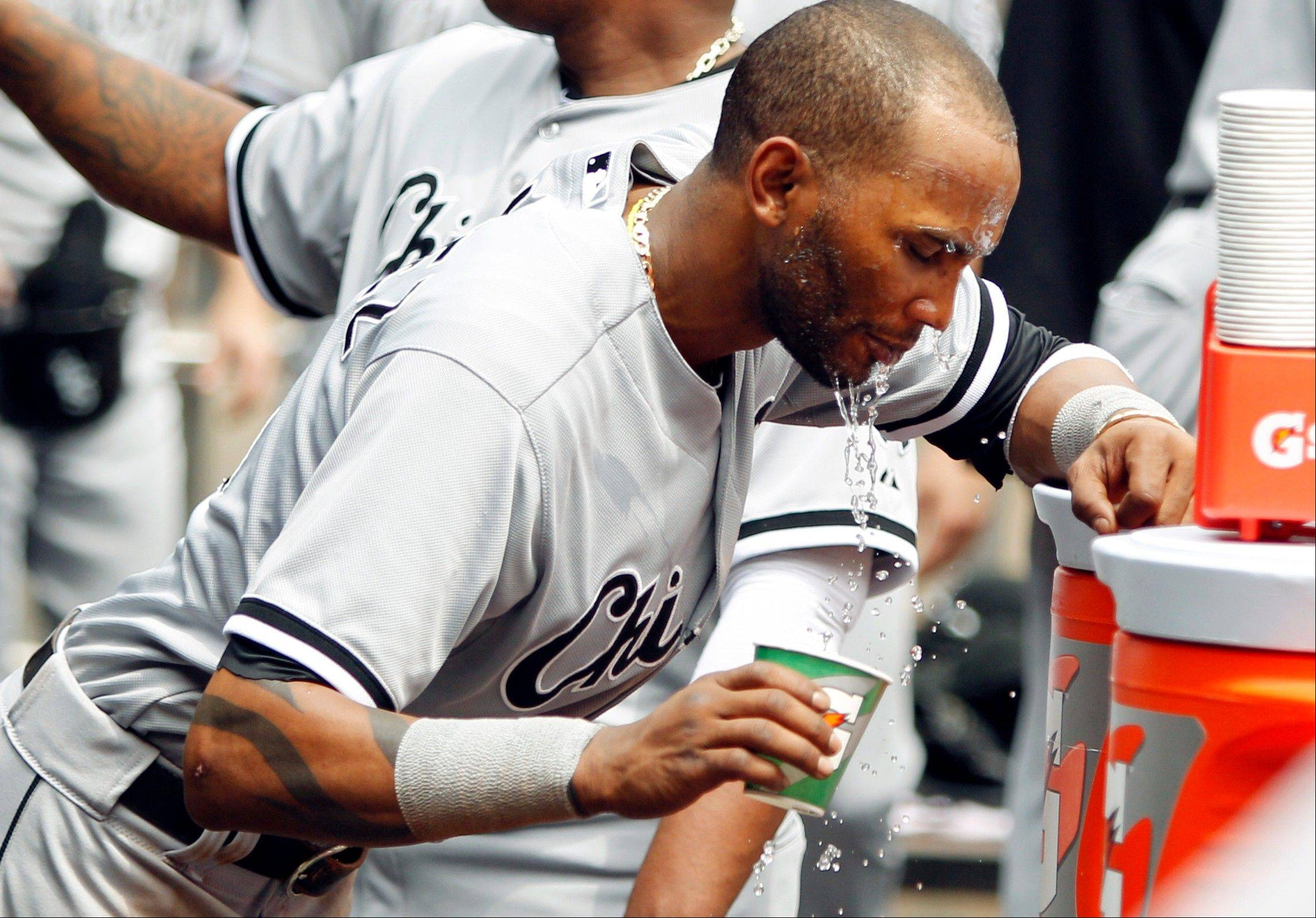 These are not the best of times for White Sox shortstop Alexei Ramirez.