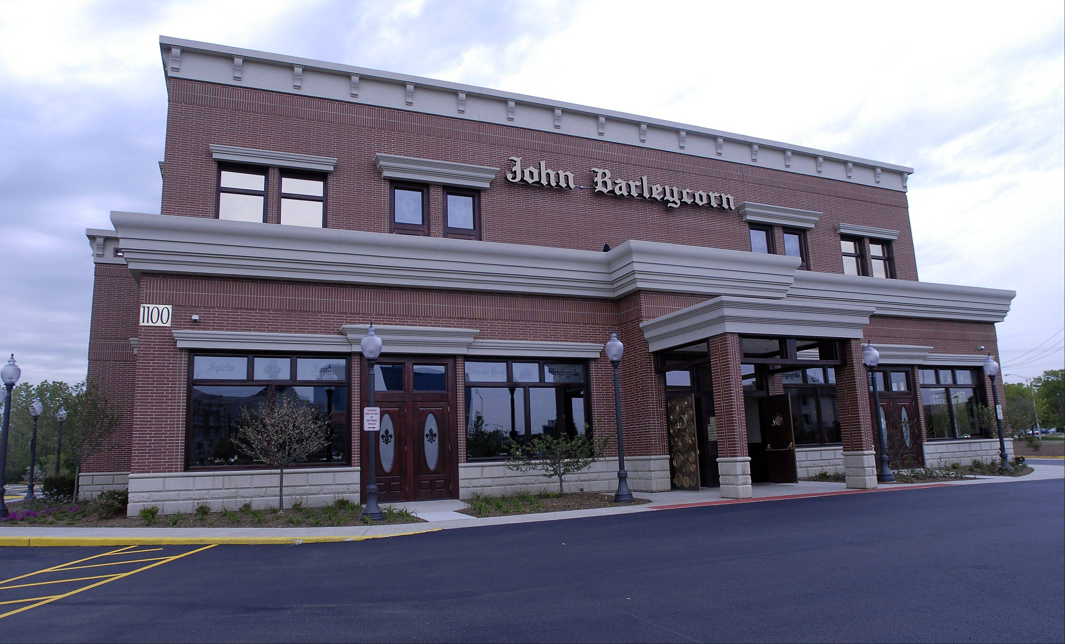 Schaumburg�s John Barleycorn restaurant is ceasing its day-to-day operations, but will remain open exclusively as a venue for private parties and special events, its owner announced Tuesday. The restaurant opened at 1100 American Lane in 2008.