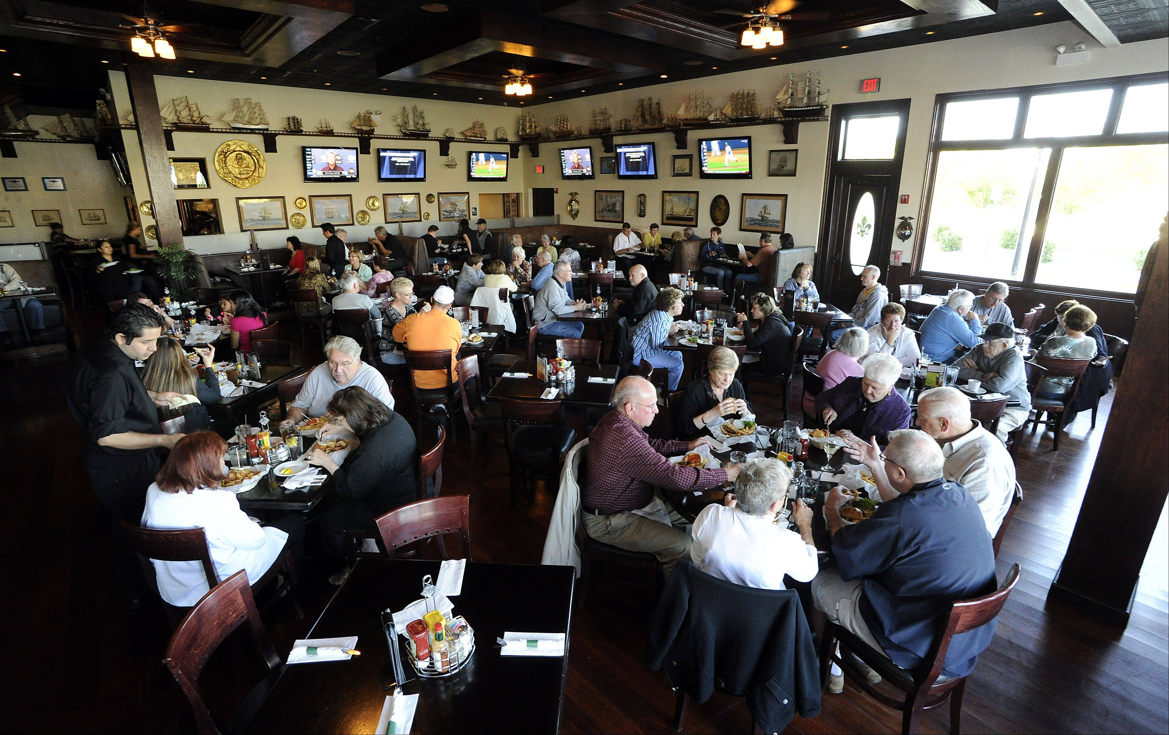 Schaumburg's John Barleycorn restaurant is ceasing its day-to-day operations, but will remain open exclusively as a venue for private parties and special events, its owner announced Tuesday. The restaurant opened at 1100 American Lane in 2008.