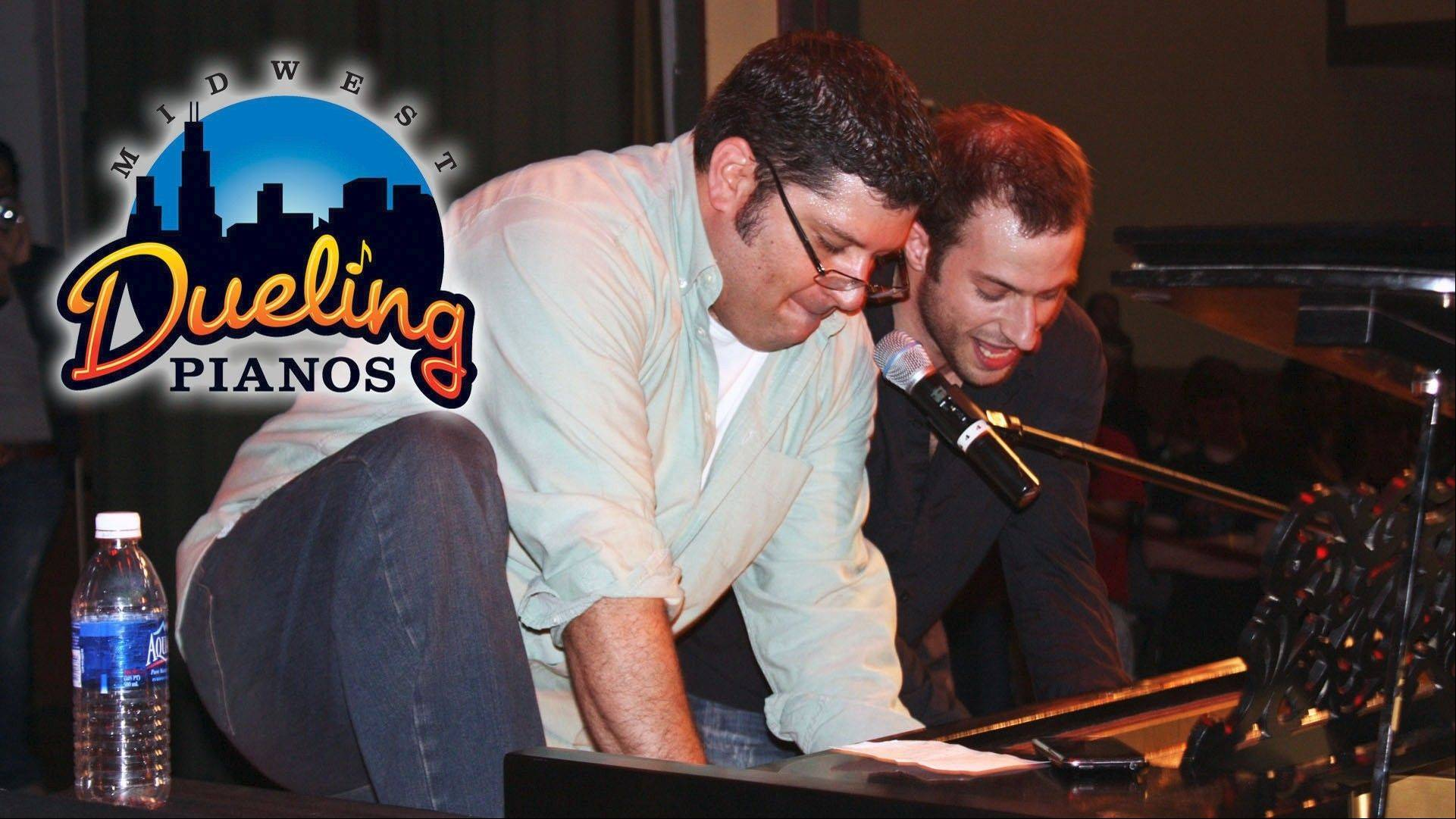 The Midwest Dueling Pianos will perform a free concert in Hoffman Estates Thursday, June 27.