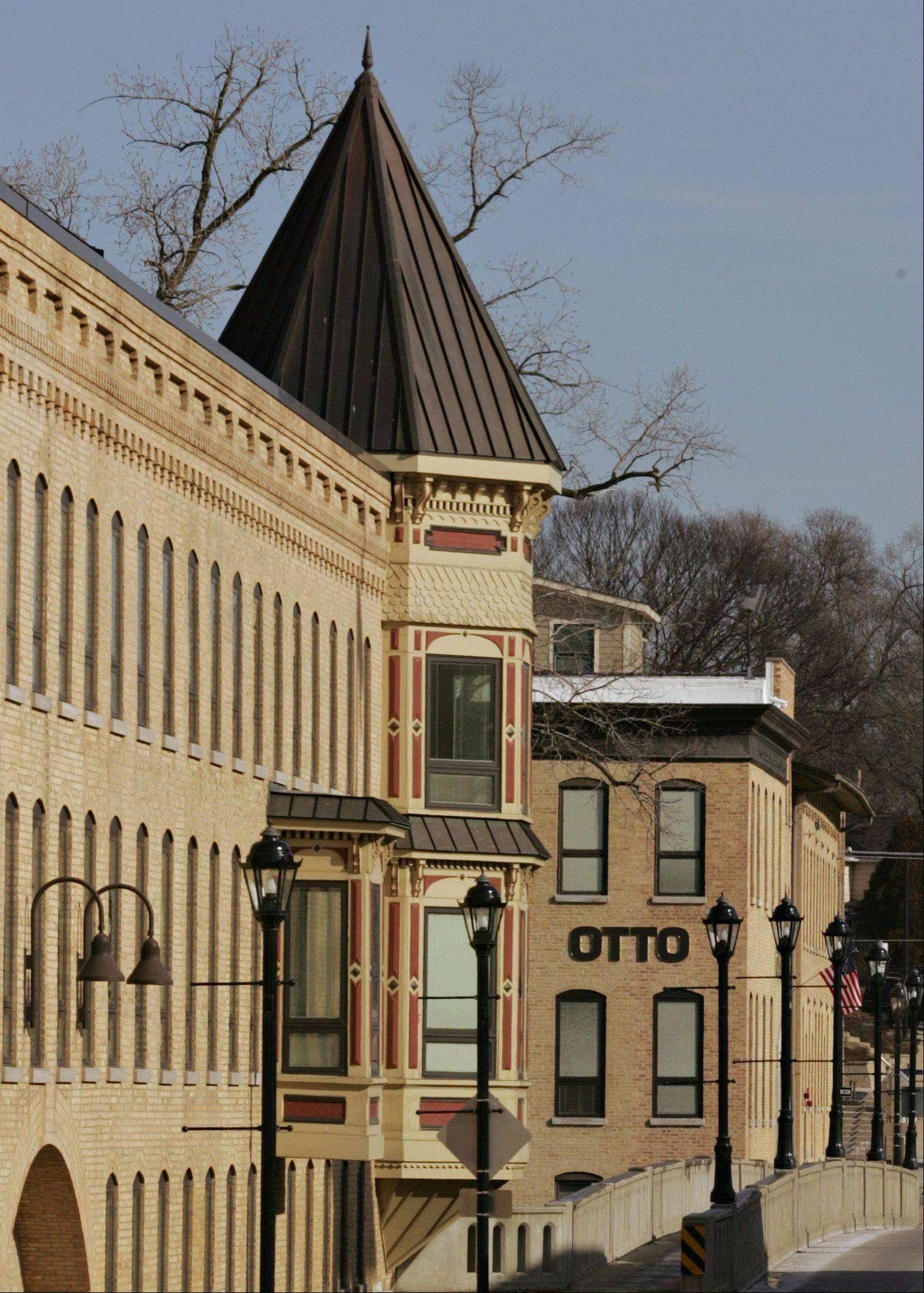 OTTO Engineering is housed in buildings that are more than 100 years old.