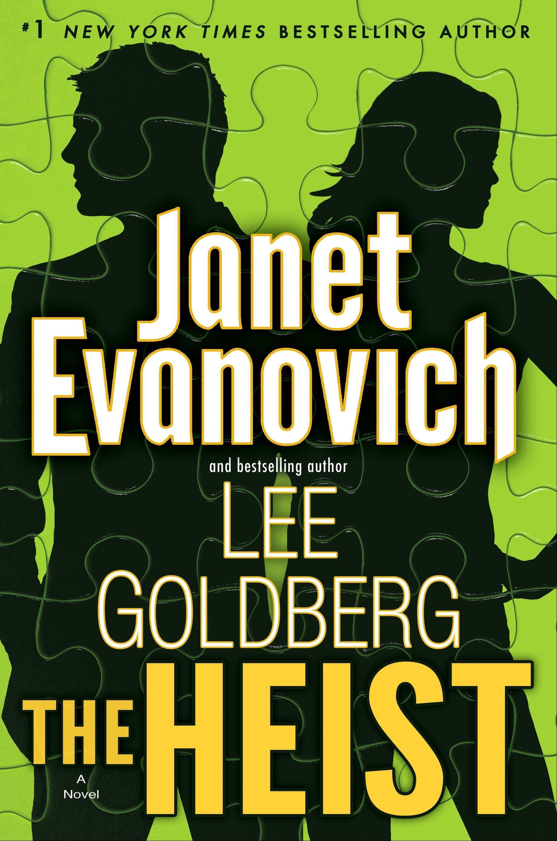 """The Heist"" by Janet Evanovich and Lee Goldberg"