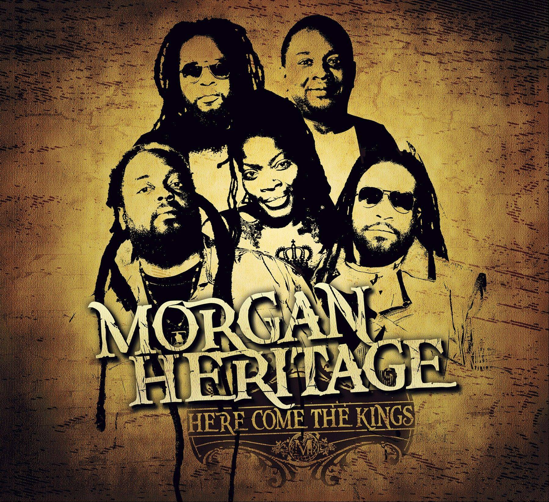 """Here Come the Kings"" by Morgan Heritage"