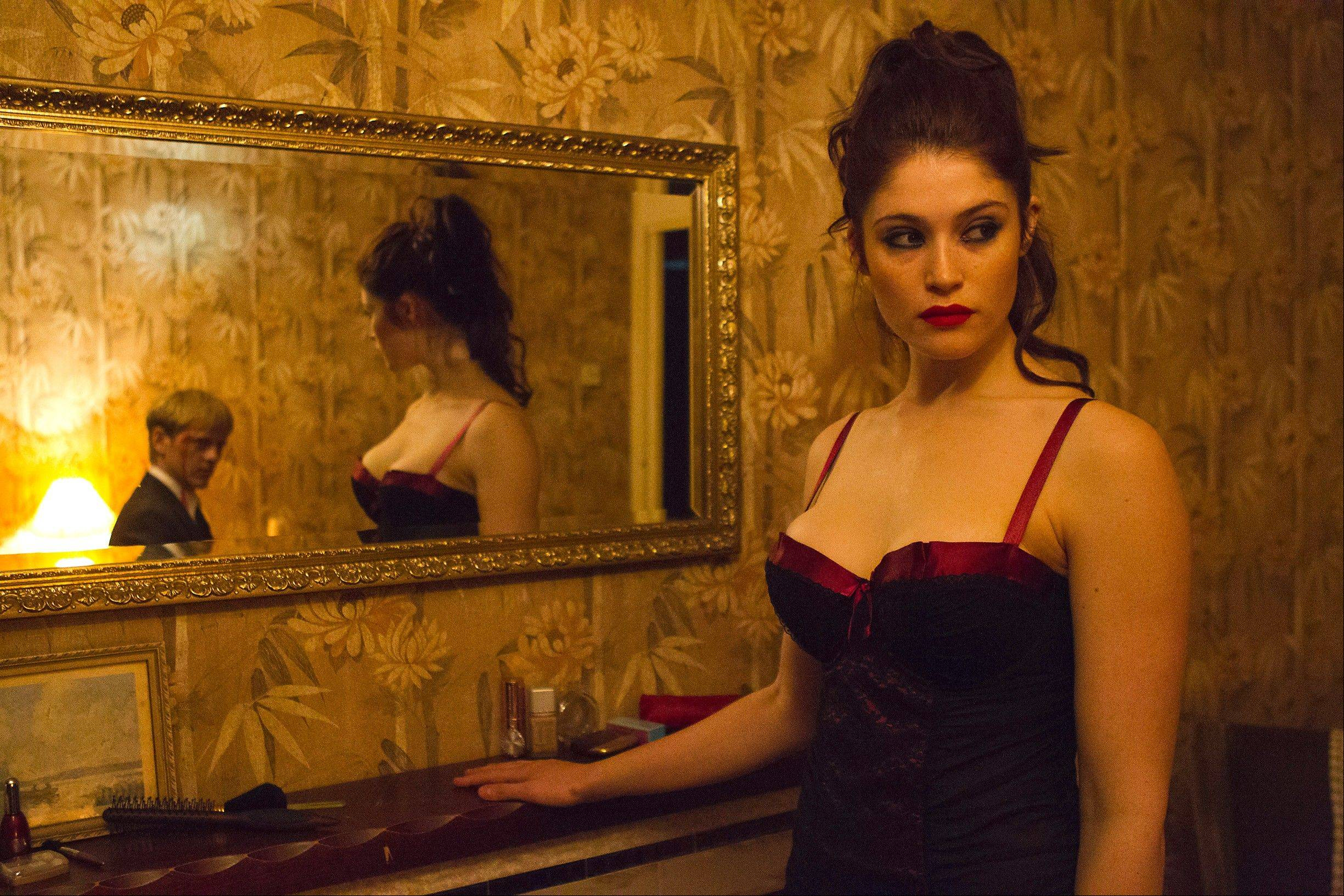 "Clara (Gemma Arterton) survives 200 years as a vampire by plying the skills of a prostitute in Neil Jordan's stylish but needlessly complicated tale ""Byzantium."""