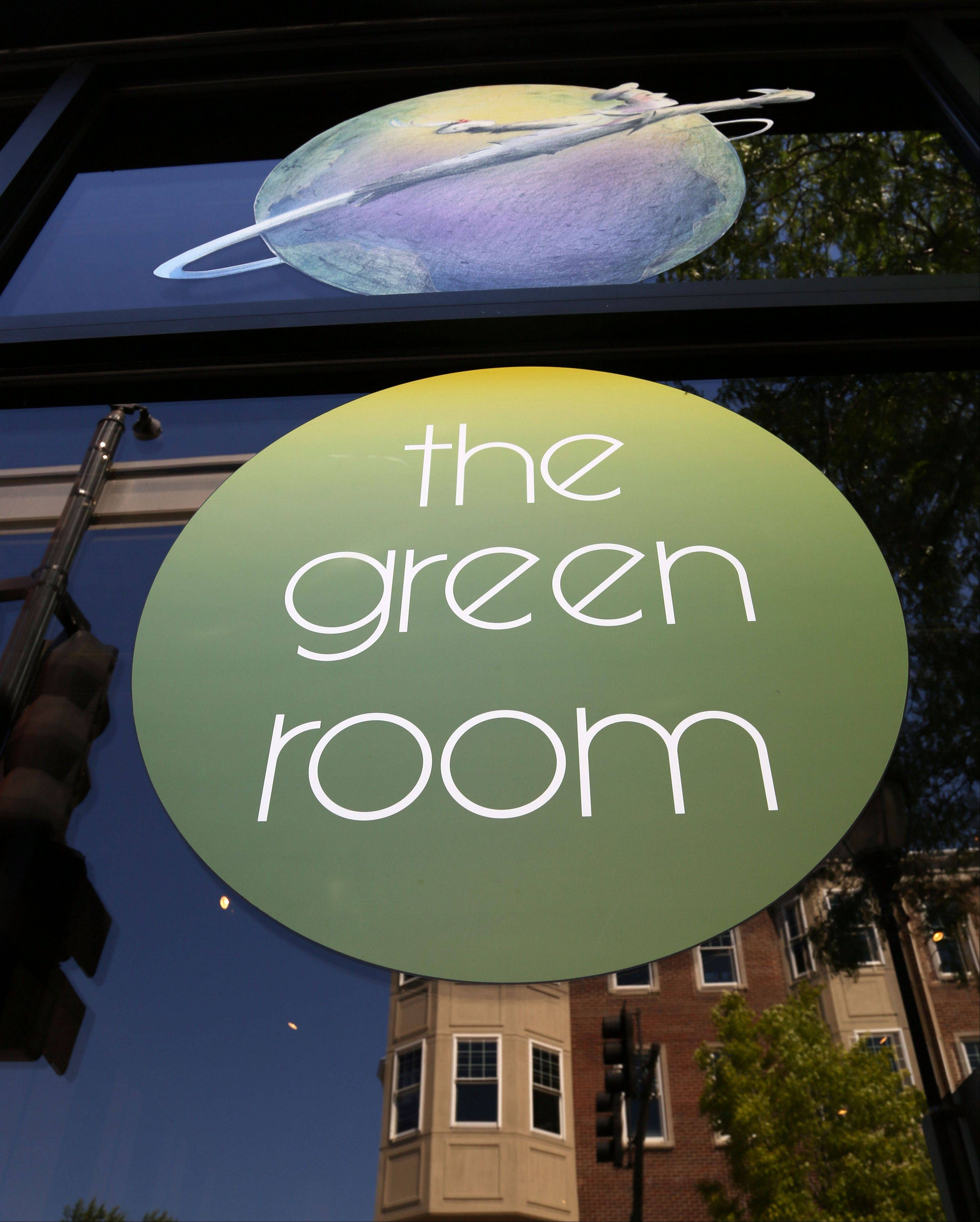 The Green Room in Libertyville serves global favorites.