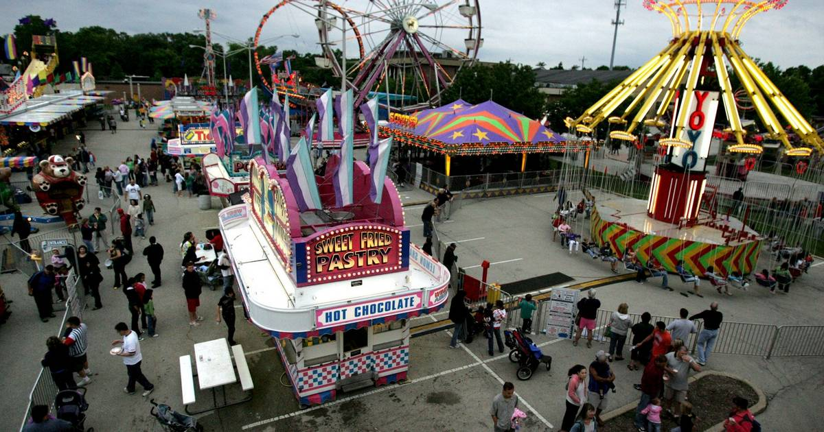 Palatine Festival Of Arts And Crafts