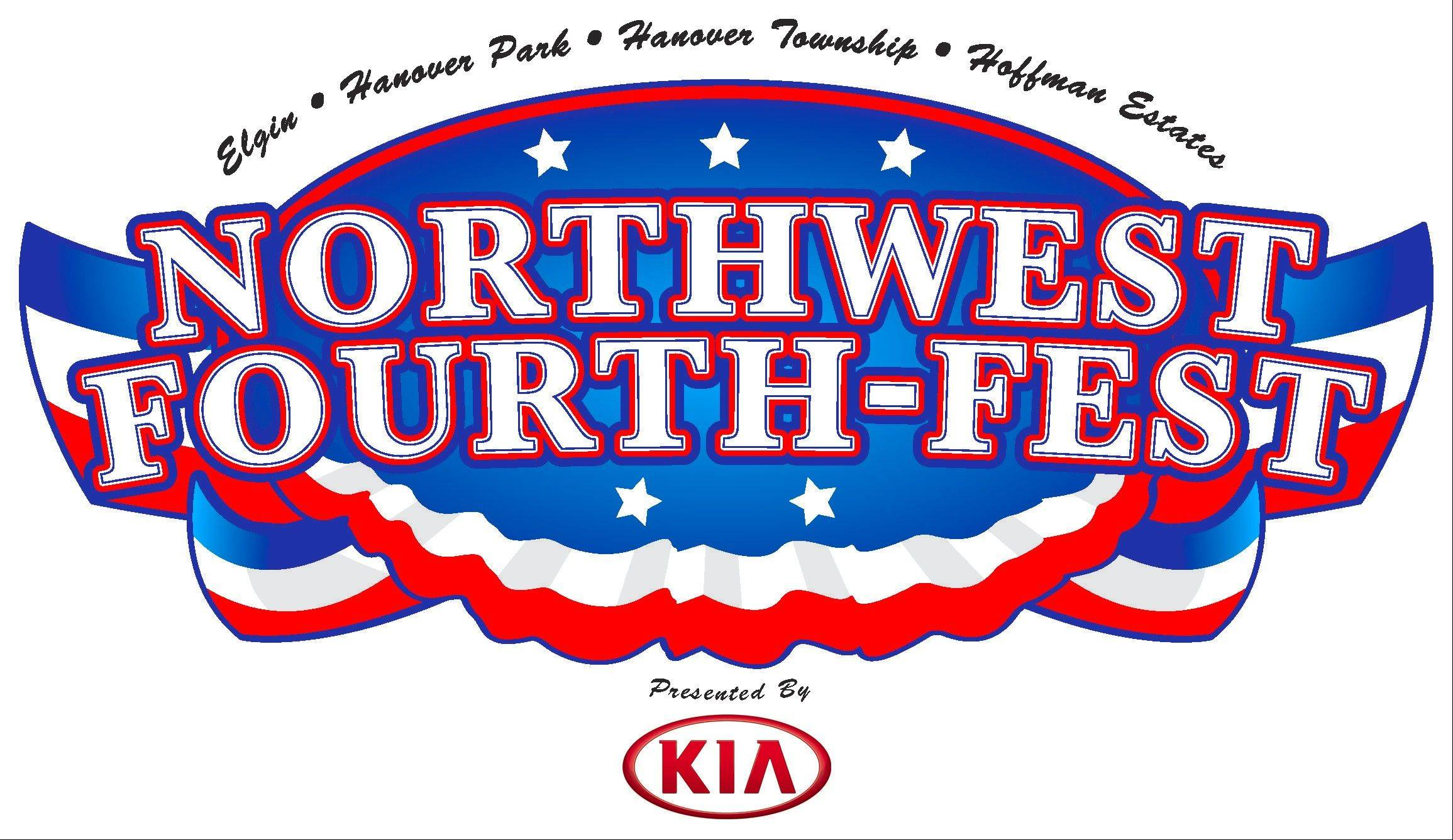 Fourth Fest July 3-7 in Hoffman Estates