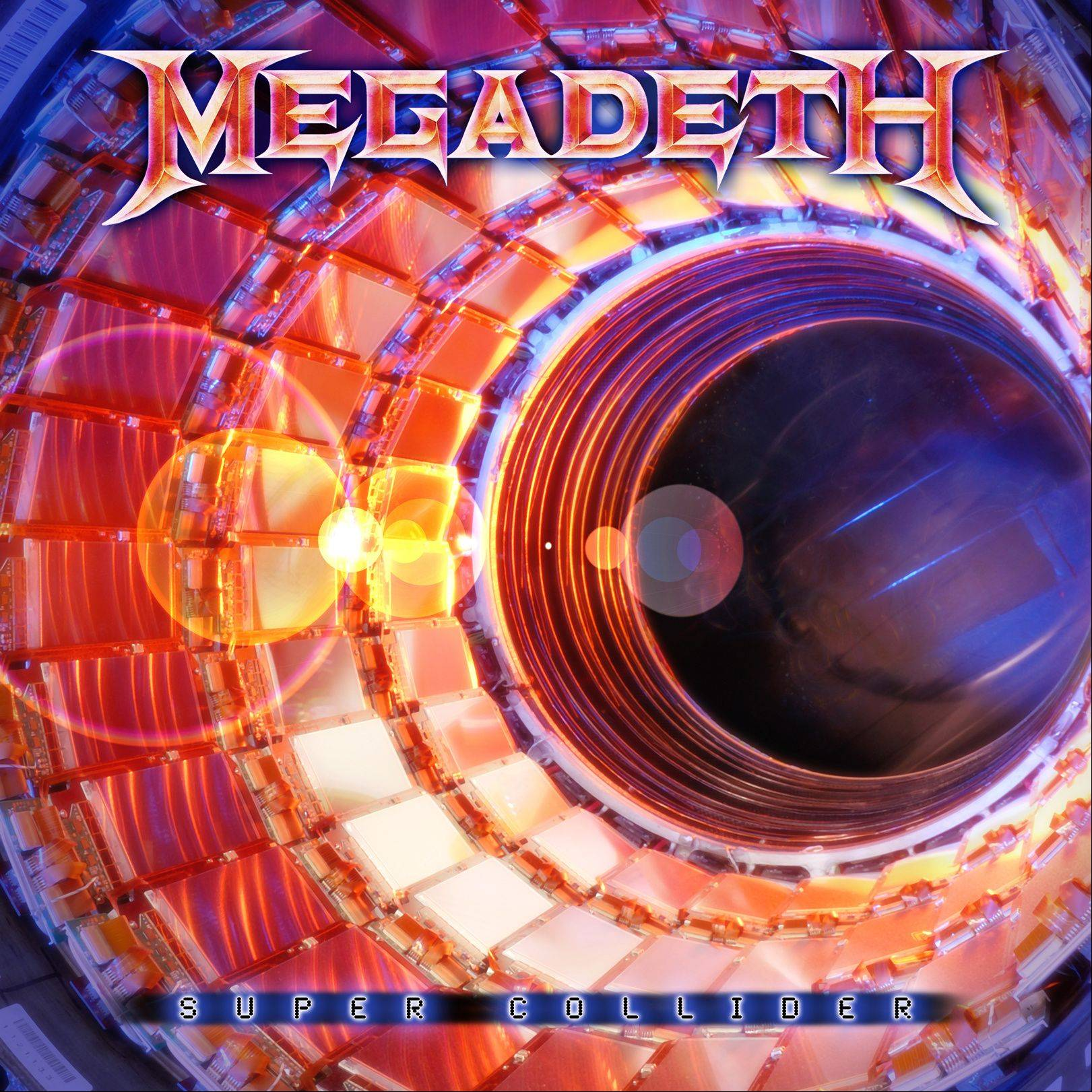 "Megadeth's ""Super Collider"""