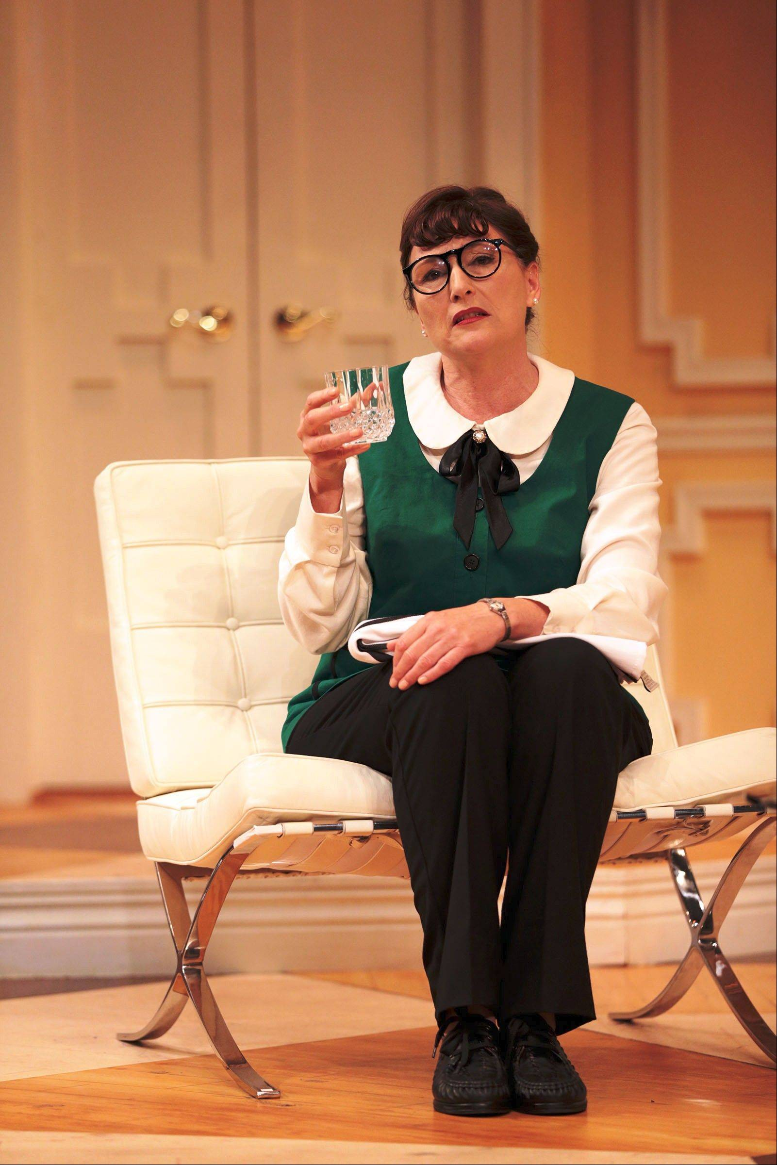 "Housekeeper Berthe (Nora Dunn) exhausts herself keeping up with her employer's multiple romances in Marc Camoletti's 1962 French farce, ""Boeing-Boeing,"" currently in a bright and breezy Drury Lane Theatre revival."