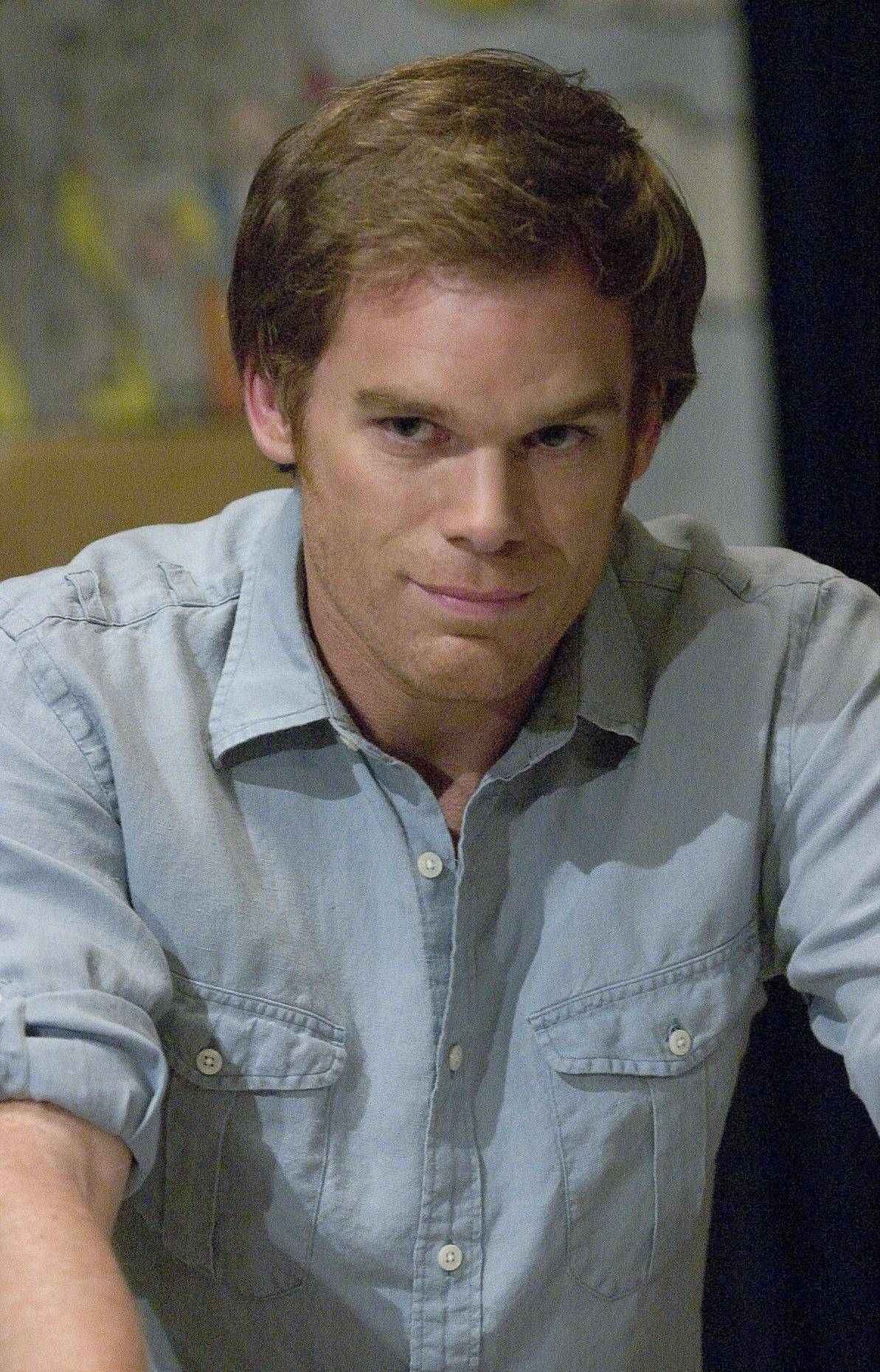 "Michael C. Hall returns Sunday night for the final season of ""Dexter,"" Showtime's hit series about a forensics expert-turned-serial killer."