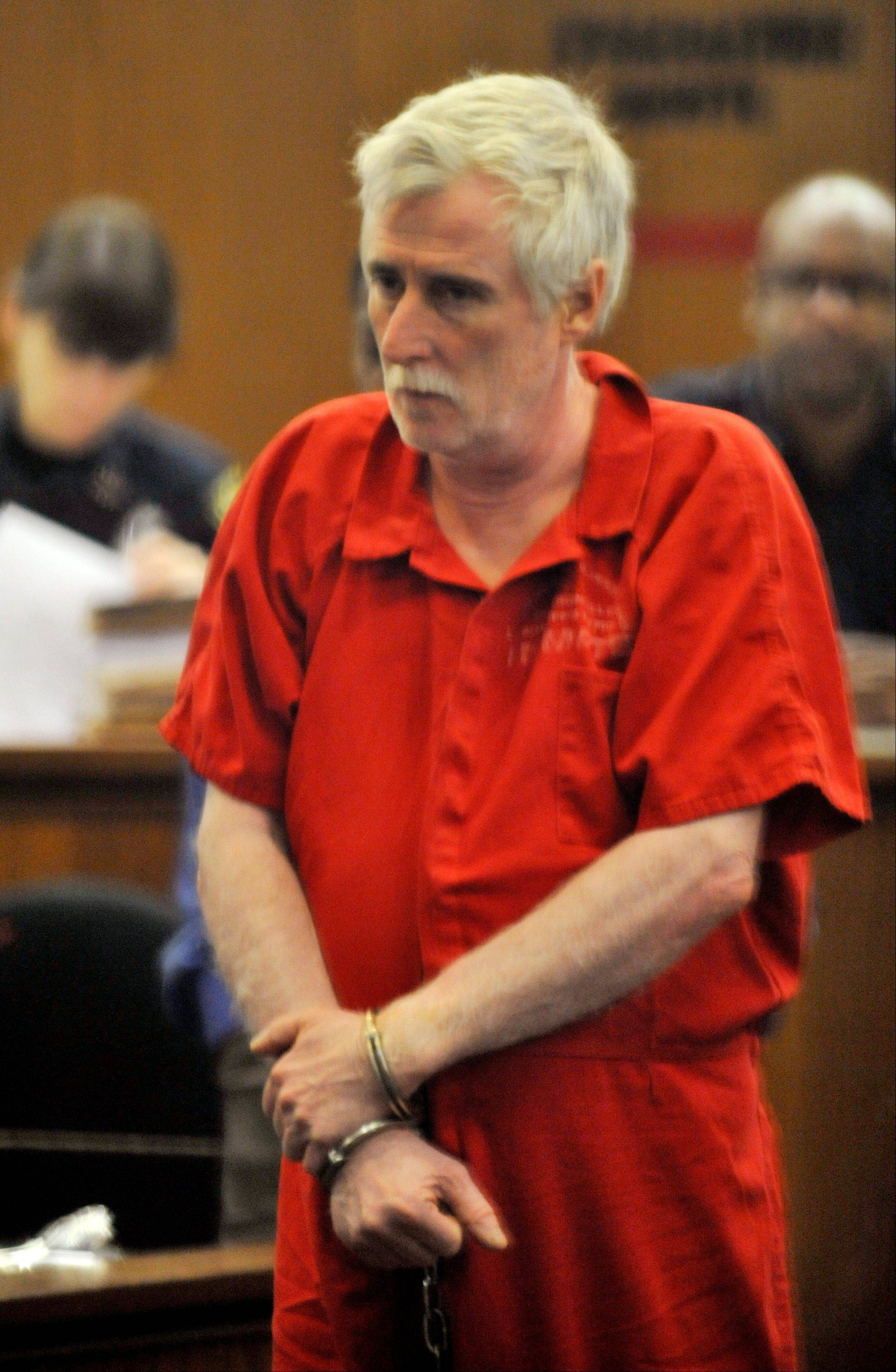Donald James Smith, a registered sex offender, is accused of abducting and killing 8-year-old Cherish Perrywinkle.