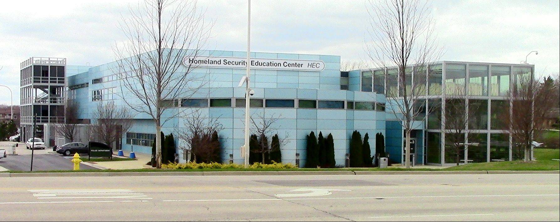 The College of DuPage's Homeland Security Education Center offers a wide range of incident response training classes.