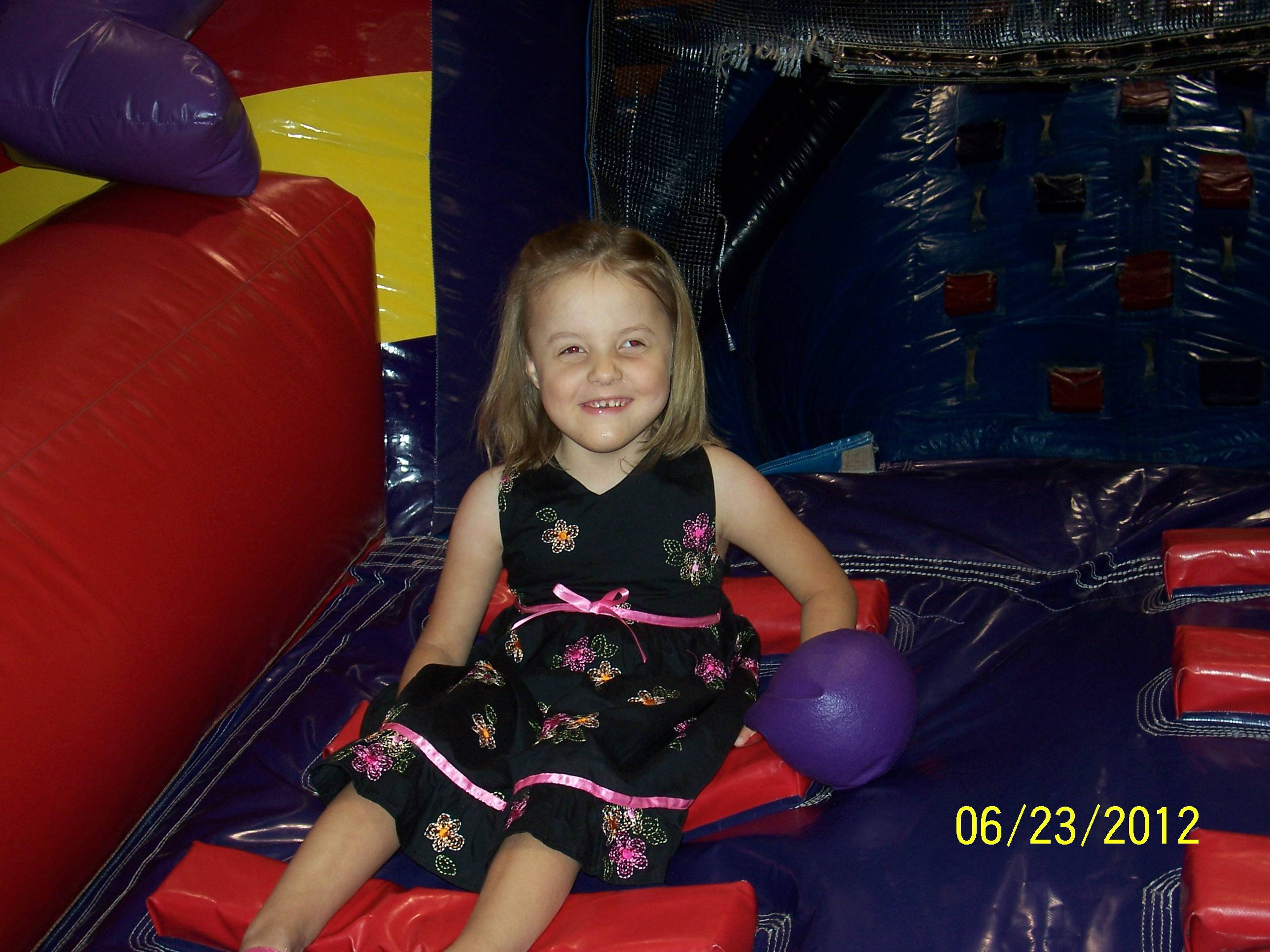 Emma Dislers of Roselle, IL, who has Cerebral Palsy will be able to get intensive therapy at Euro-Peds Intensive Pediatric PT Center in Michigan thanks to community support and a scholarship.
