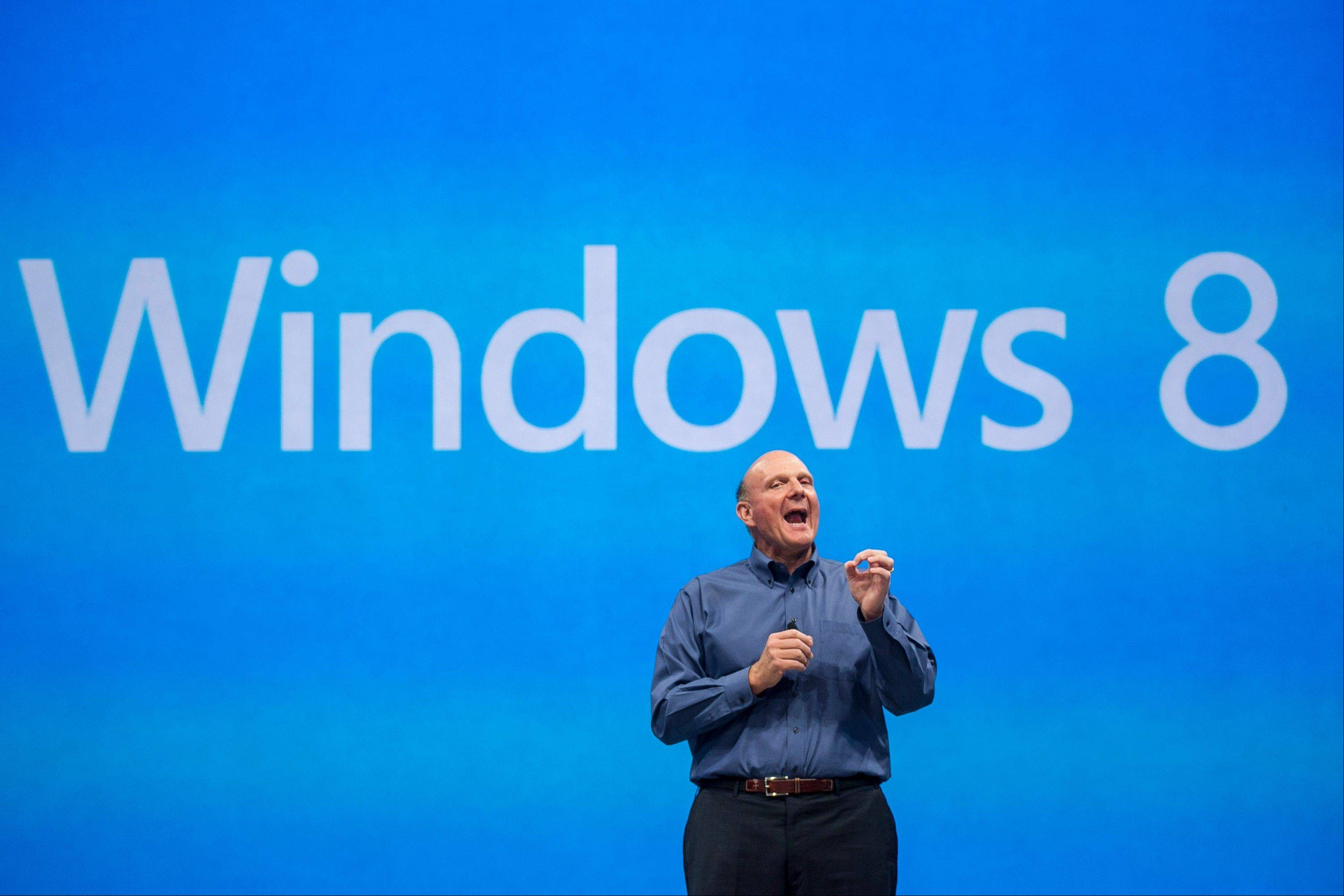 Microsoft CEO Steve Ballmer. Microsoft on Wednesday released a preview of Windows 8.1, a free update that promises to address some of the gripes people have with the latest version of the company�s flagship operating system.