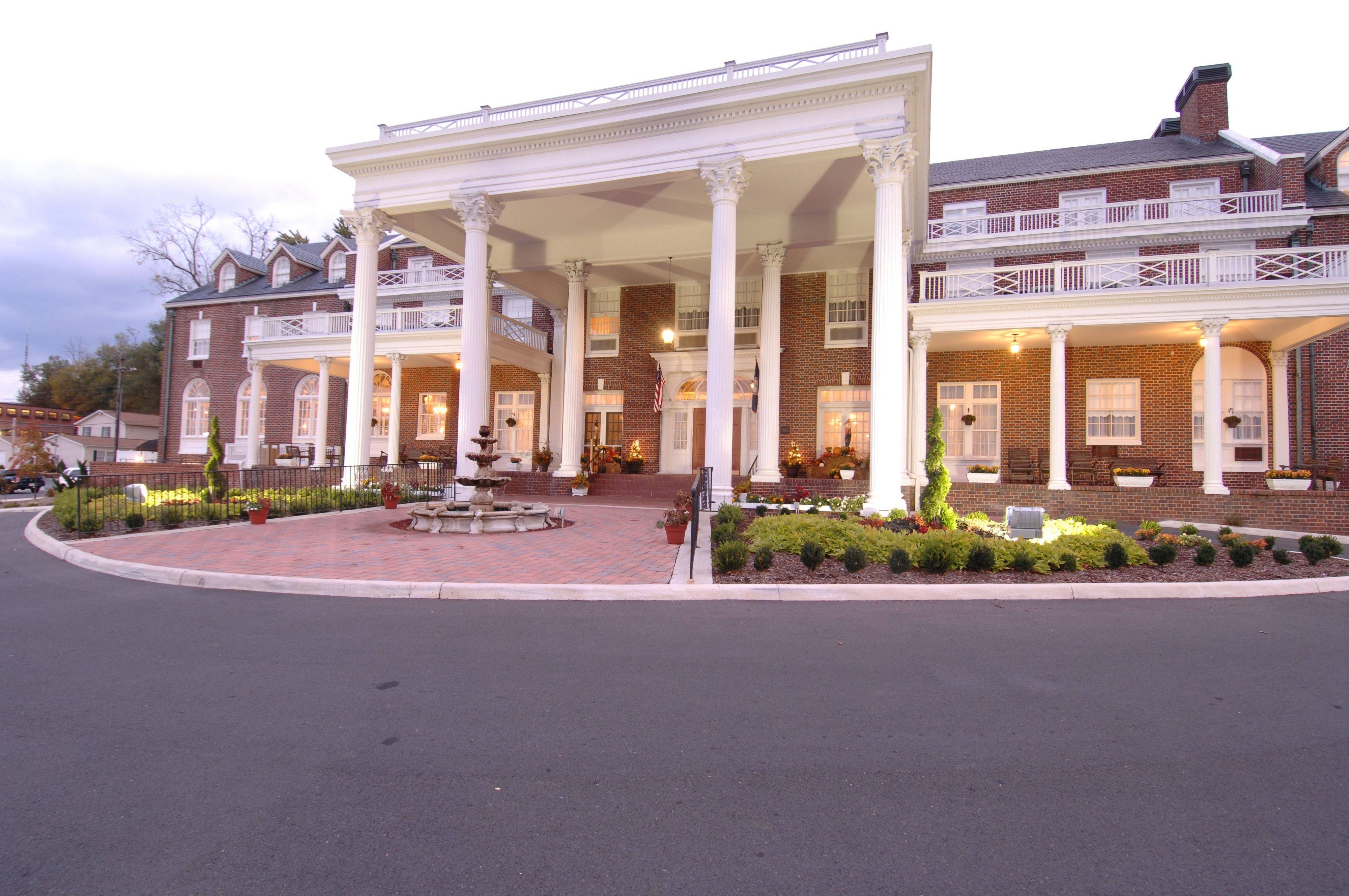 It's important to do your homework when planning a stay at a historic hotel or inn such as the Mimslyn Inn in Luray, Va.