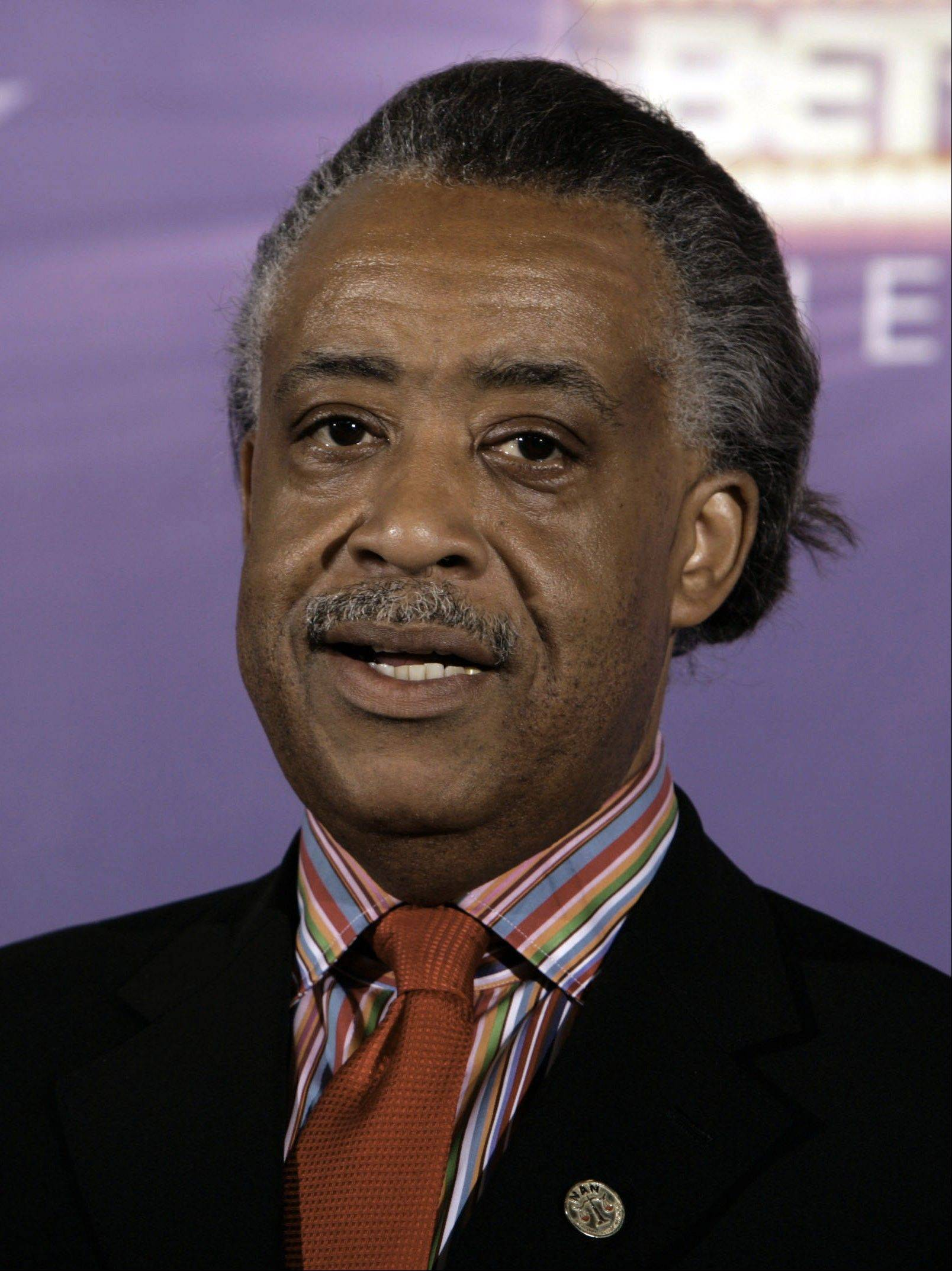 Sharpton to do anti-violence work in Chicago