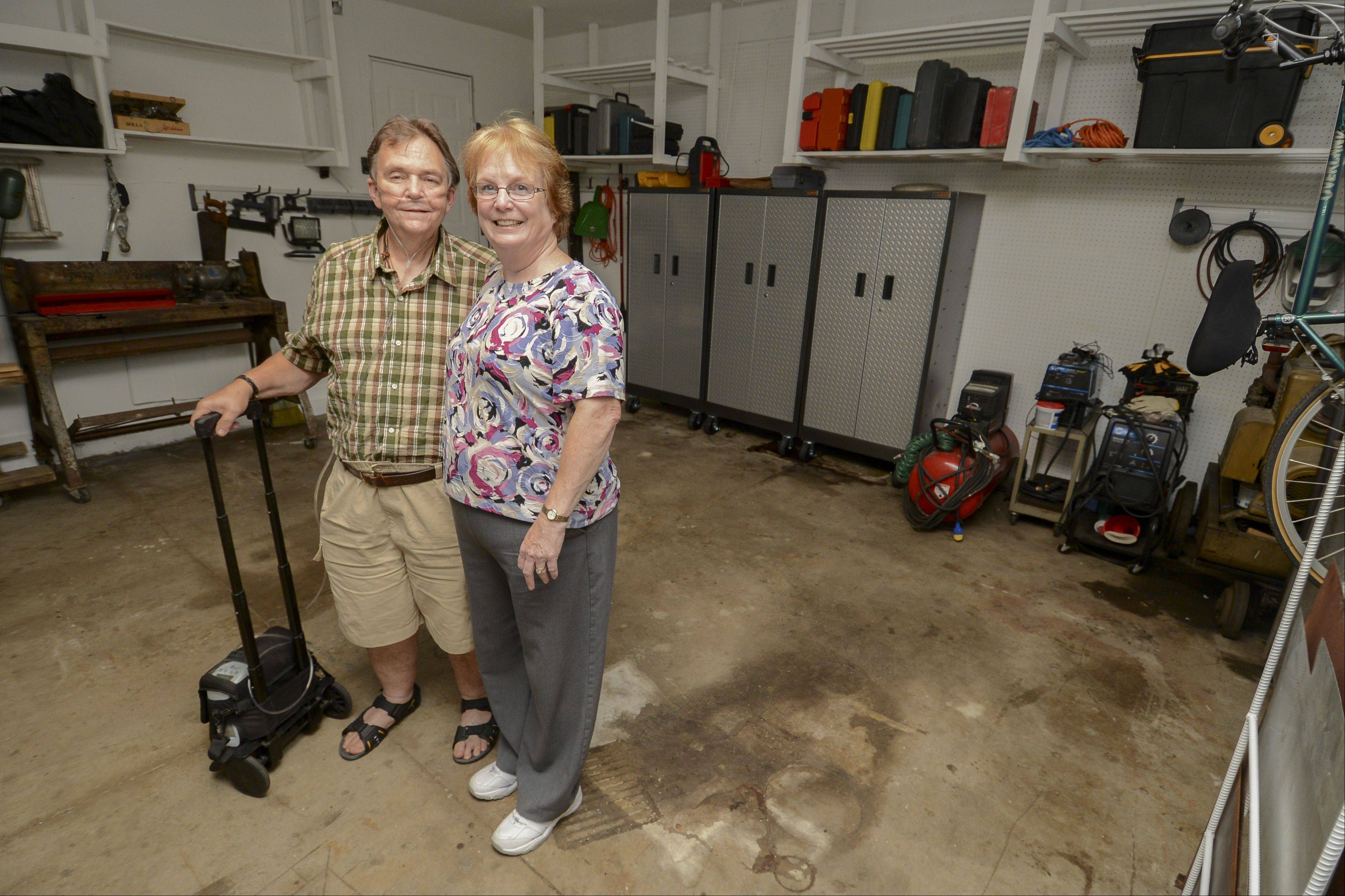 Having started dating when they were 15, Bob and Dianne DeBellis of Roselle have a lifetime of memorabilia and memories.