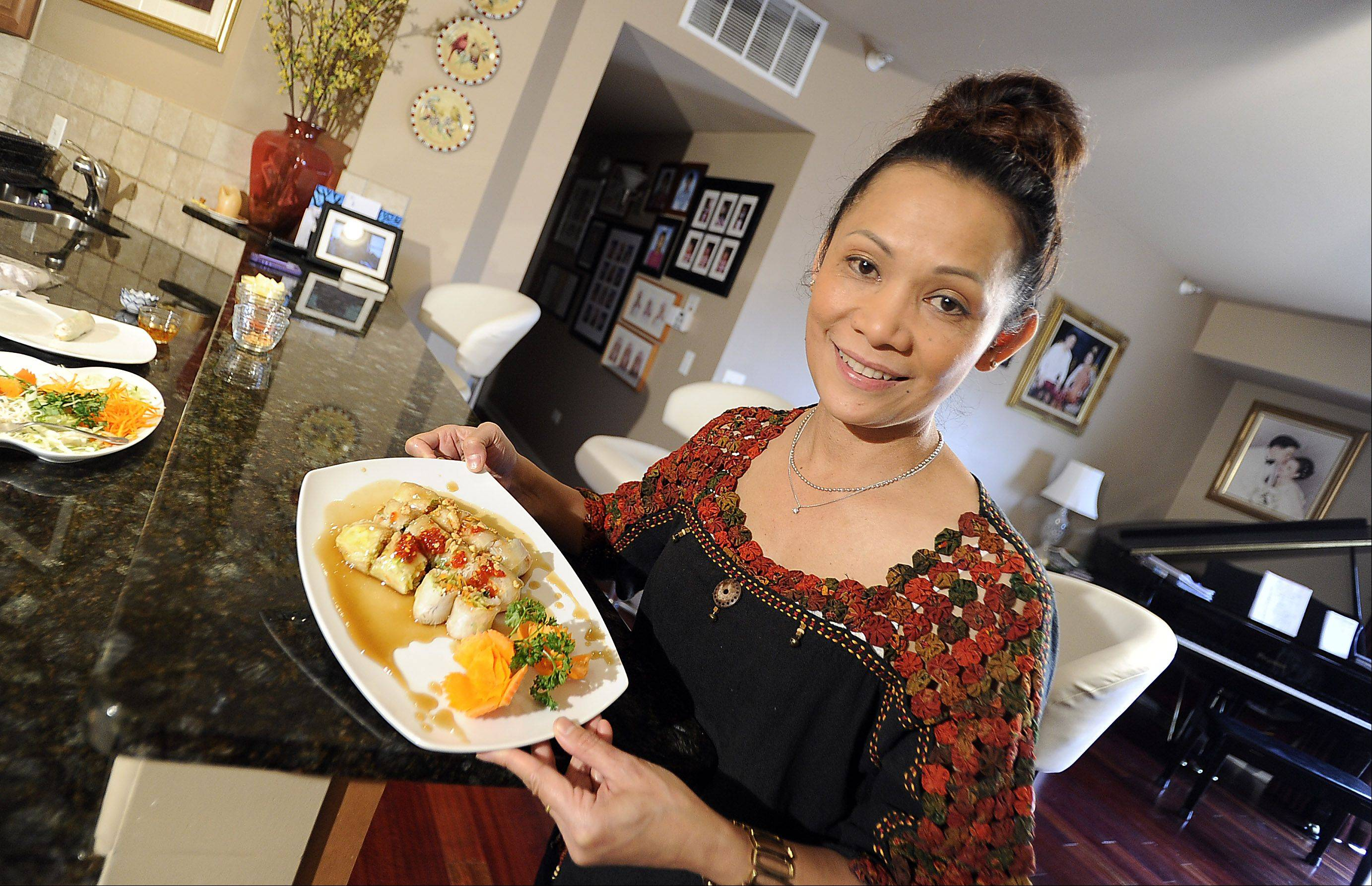 Cook of the Week: Mom relies on fresh ingredients to fuel family