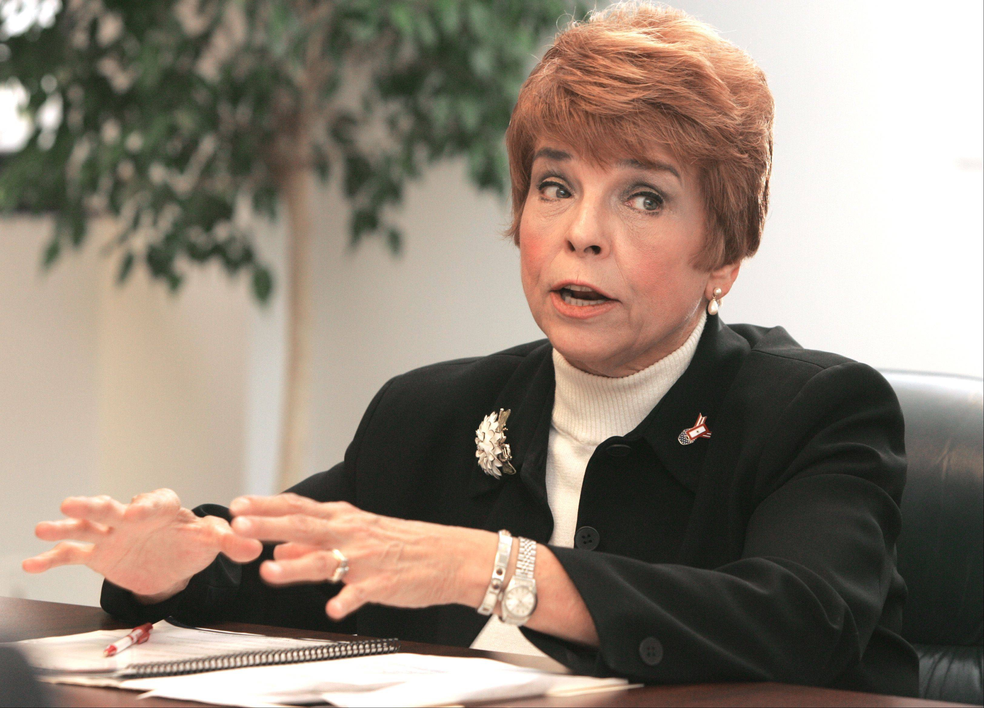 Vendors who provide some of the state's most important services will continue to endure long waits to get paid, Republican Comptroller Judy Baar Topinka said.