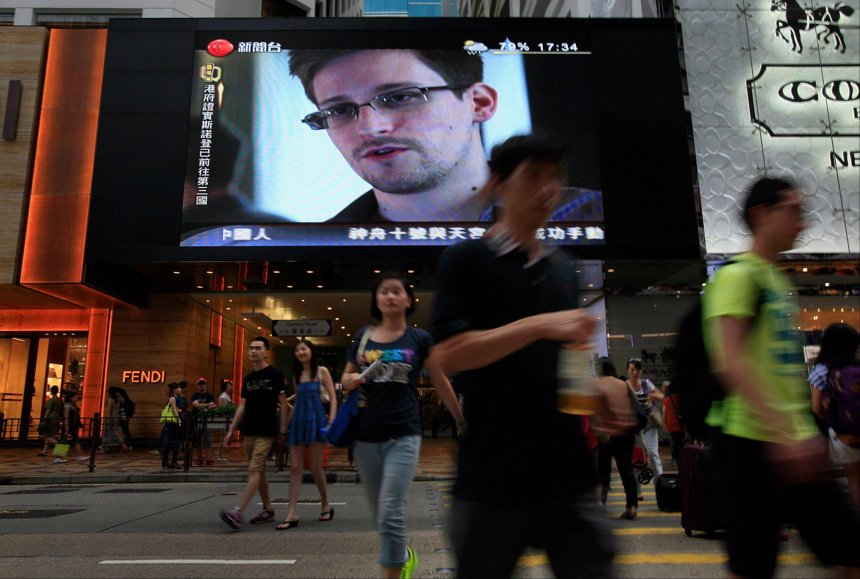 The saga of Edward Snowden and the NSA makes one thing clear: The United States' central role in developing the Internet and hosting its most powerful players has made it the global leader in the surveillance game.