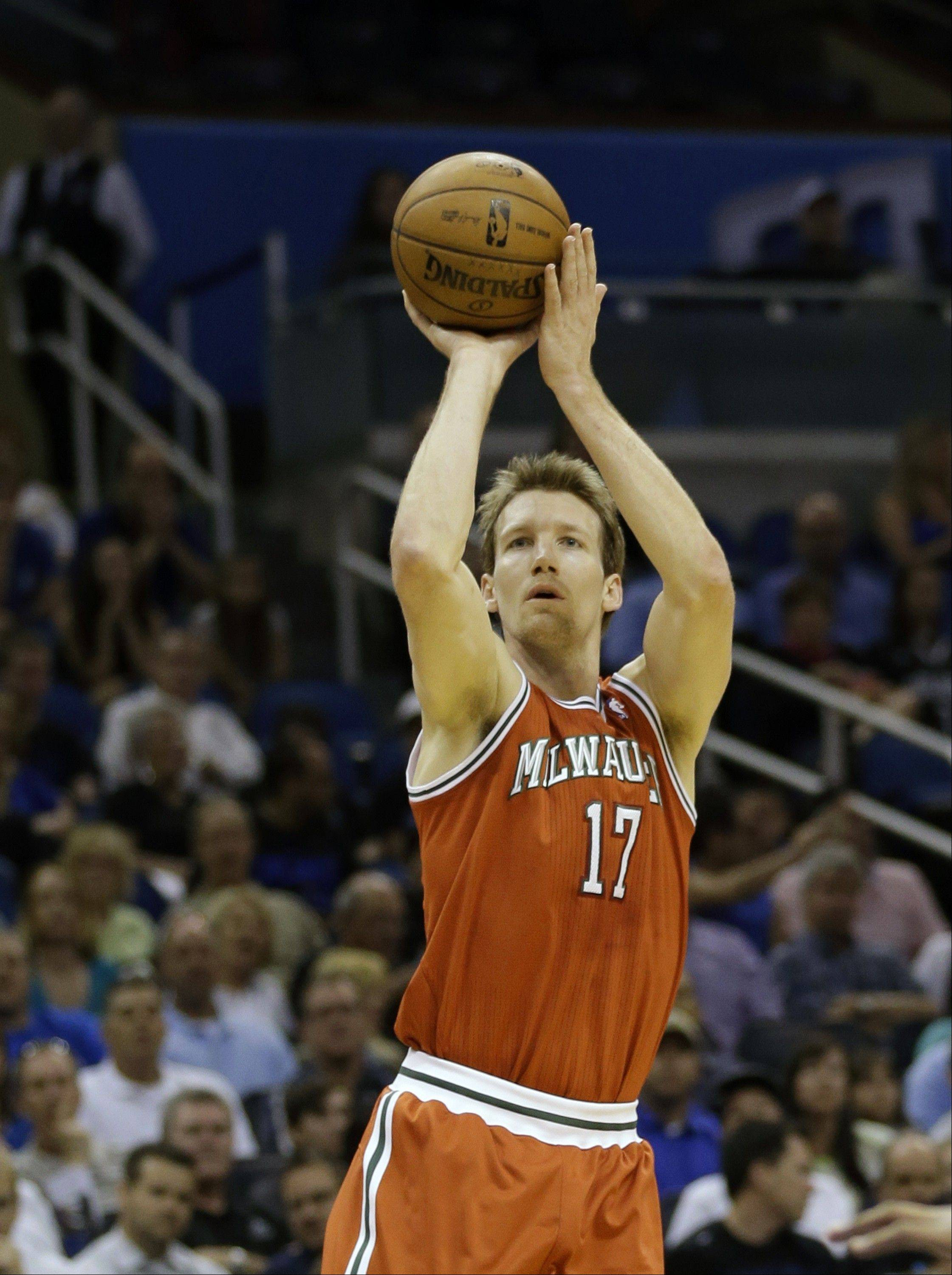Mike Dunleavy has improved his three-point shooting accuracy in recent years and should help spread the floor for the Bulls next season.