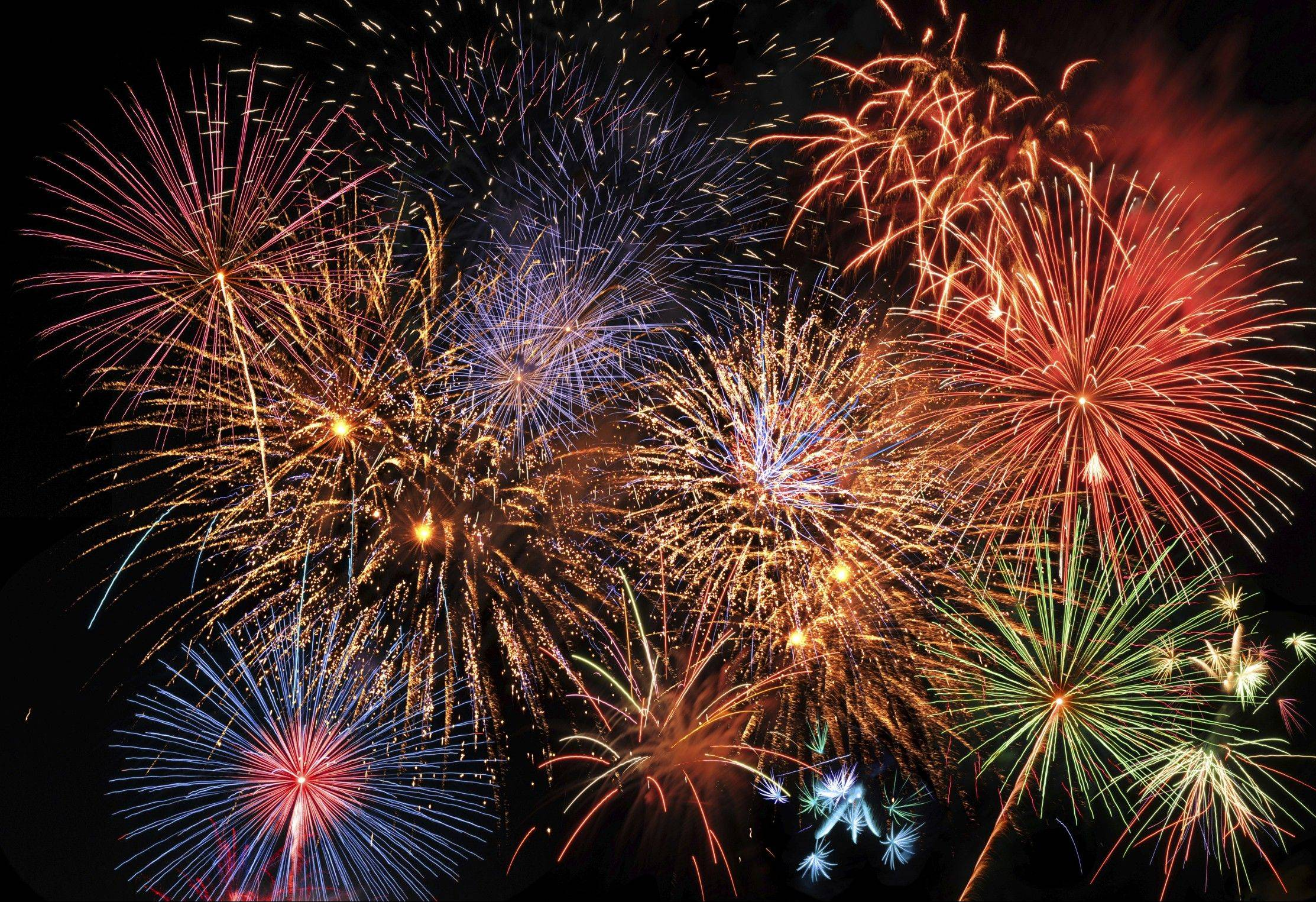 "Get ready to ""ooh"" and ""ahh."" Several Fox Valley communities will offer fireworks displays this week."