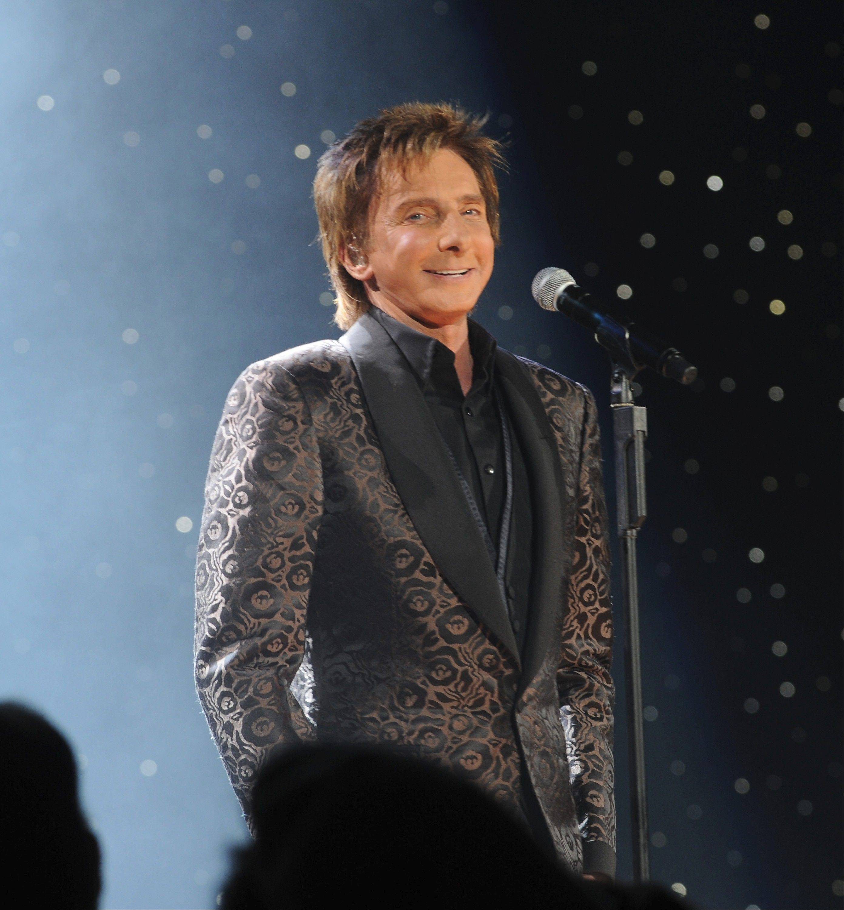 Barry Manilow will play �A Capitol Fourth� in Washington on Thursday. The show will be broadcast live on PBS.