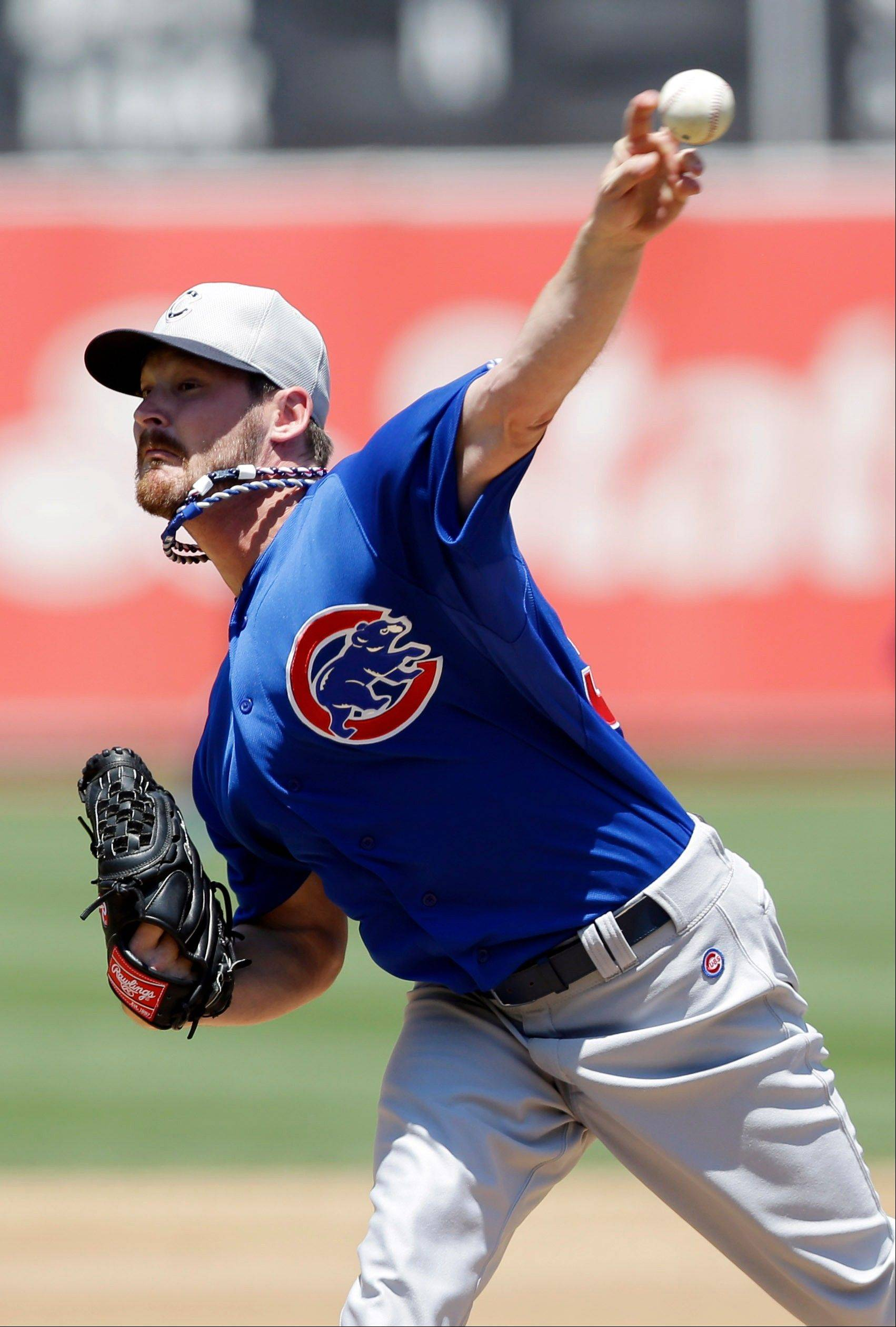 Travis Wood, who has 16 quality starts in 17 outings this season, should represent the Cubs on the National League all-star team according to manager Dale Sveum.