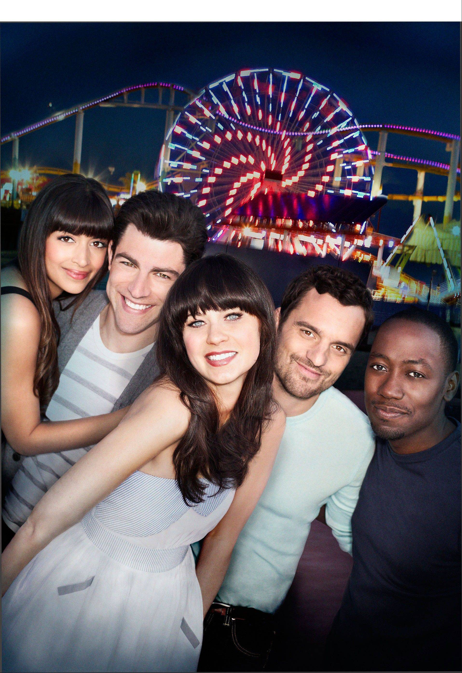 "Netflix Inc., signed an exclusive multiyear deal with Twentieth Century Fox Television to stream past seasons of ""New Girl"" to its U.S. online members."