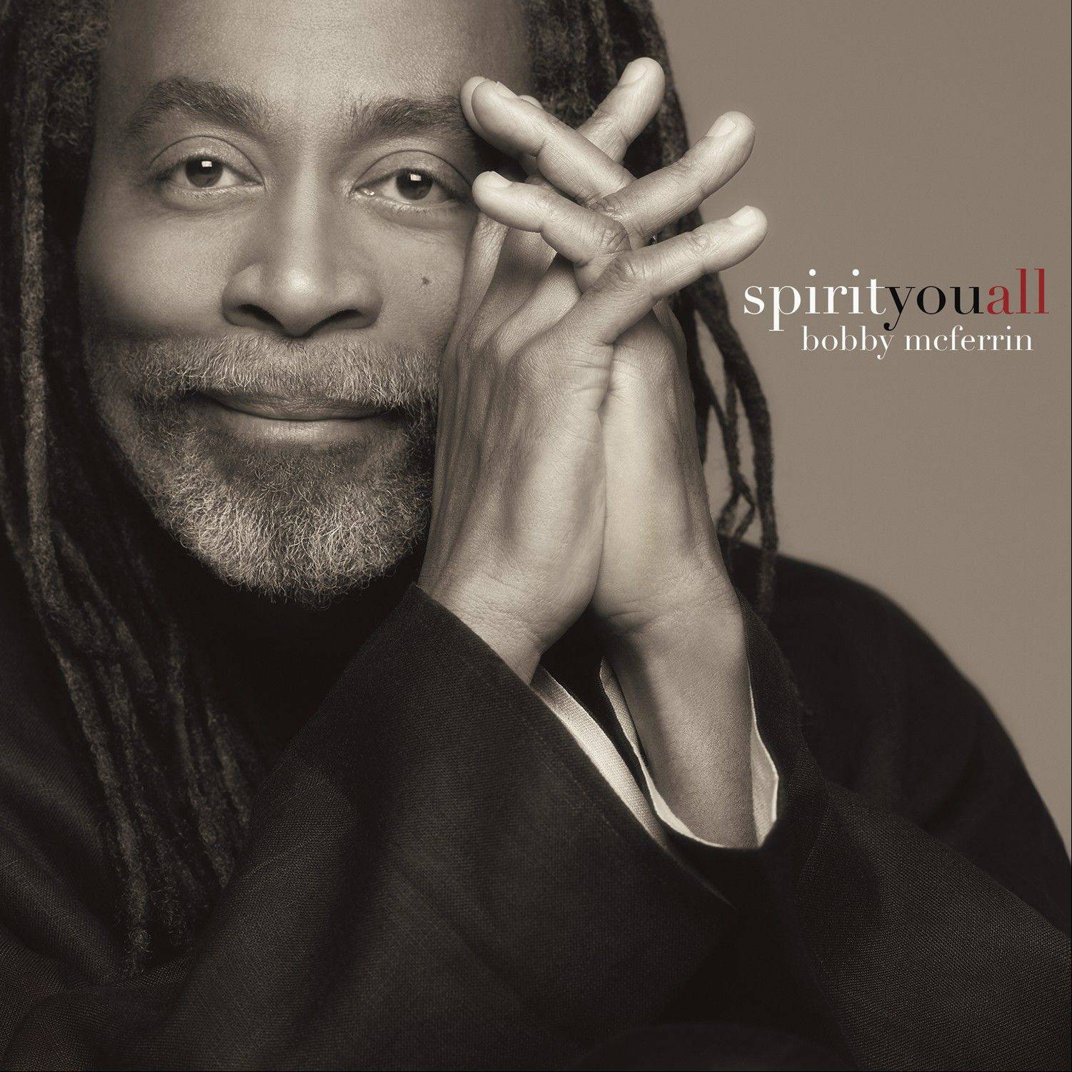 "This CD cover image released by Sony Masterworks shows ""Spirityouall,"" by Bobby McFerrin."