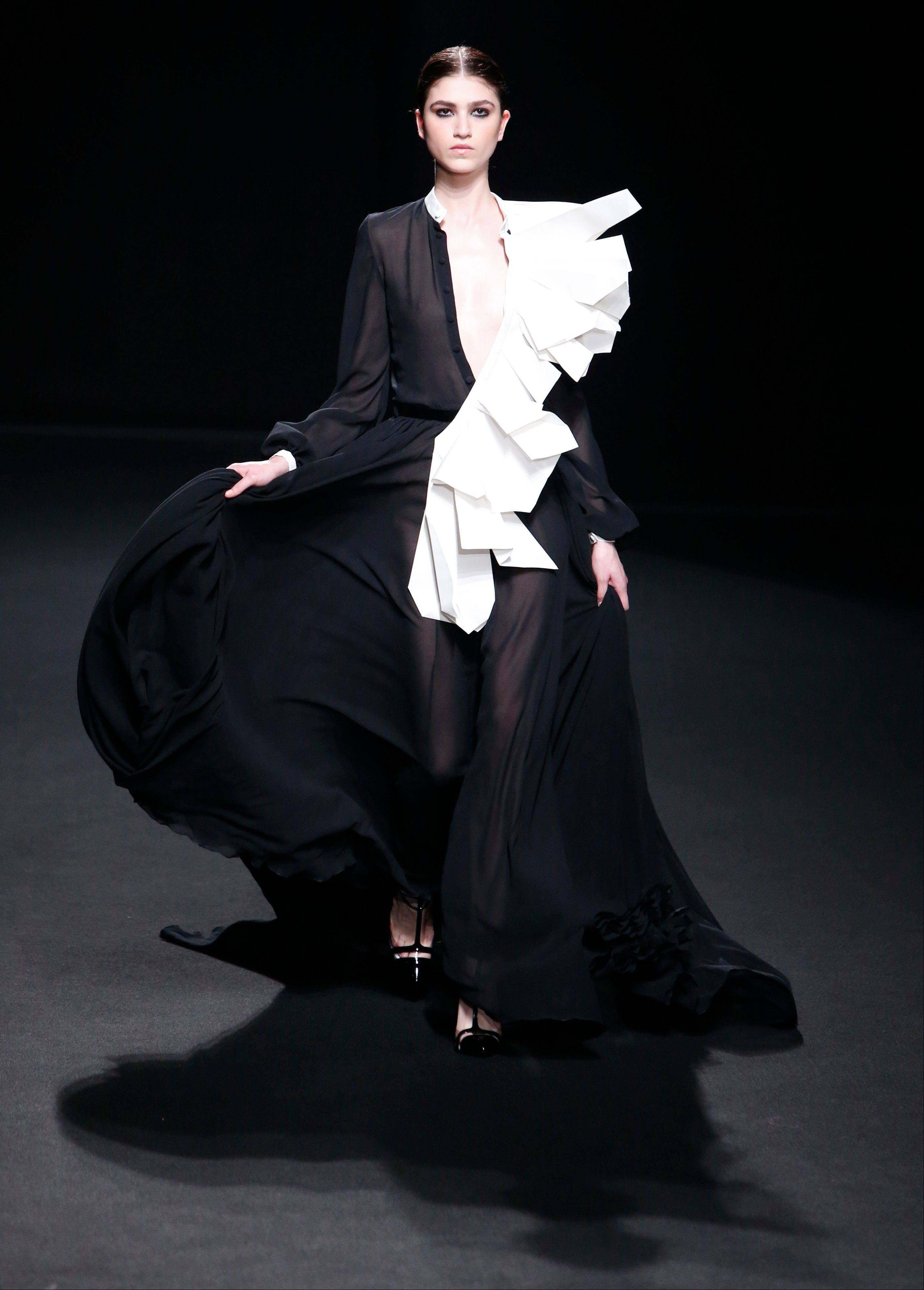 Htel s One-of-a-Kind Jackets Are Made From Parisian Hotel Curtains Nayna fashion and draperies