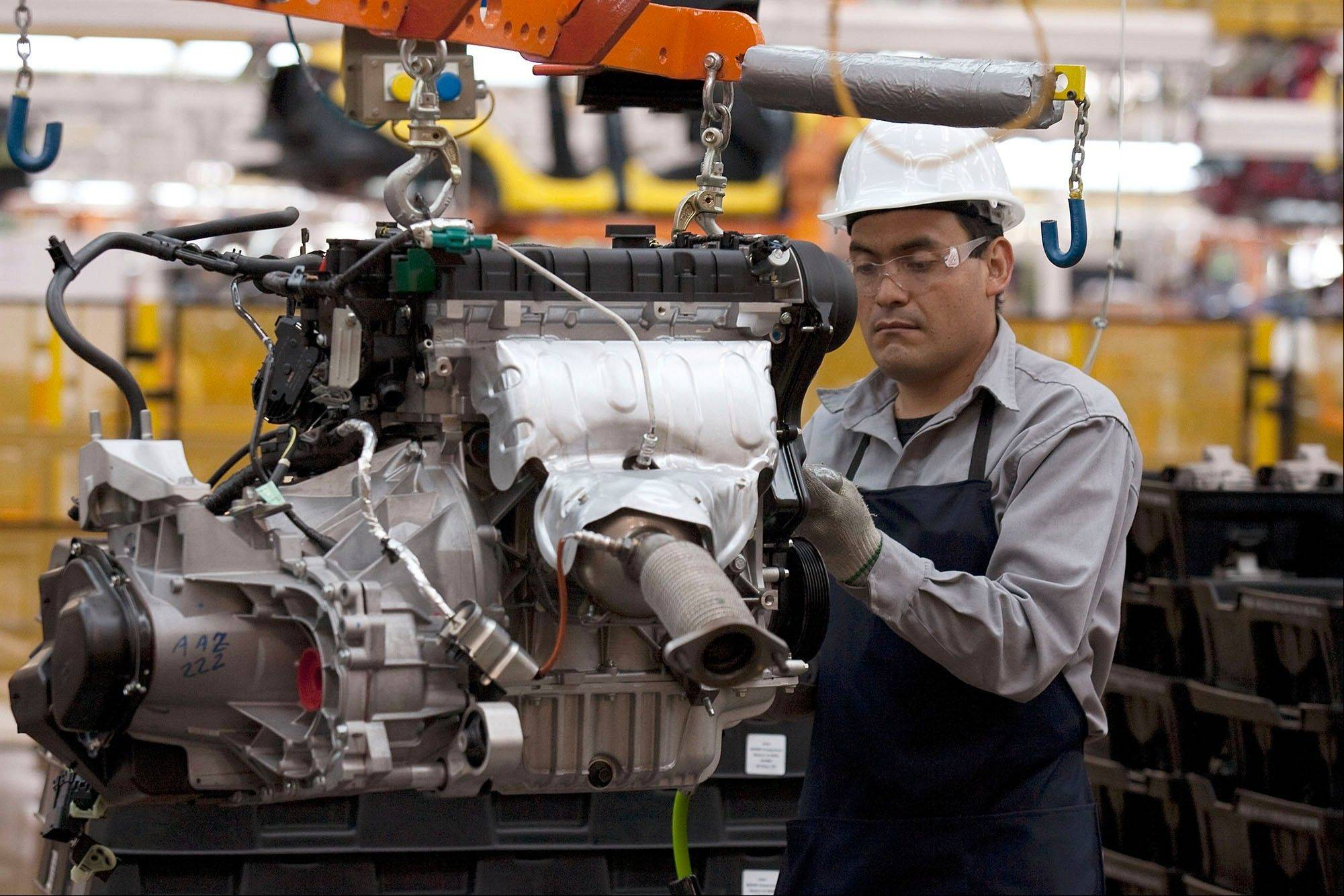 A boom in auto manufacturing in Mexico is creating worries for U.S. autoworkers about the long-term prospects for auto manufacturing jobs.