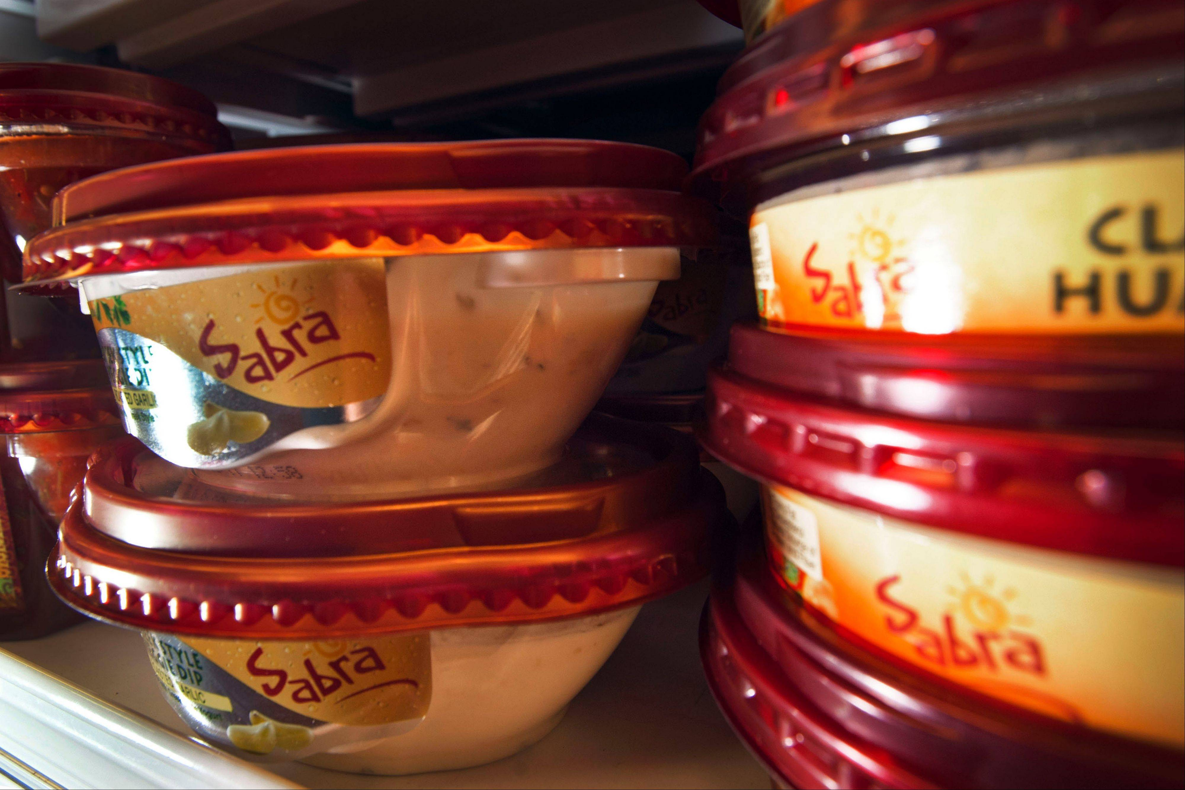 Sabra soon will kick off as the National Football League's official dips sponsor.